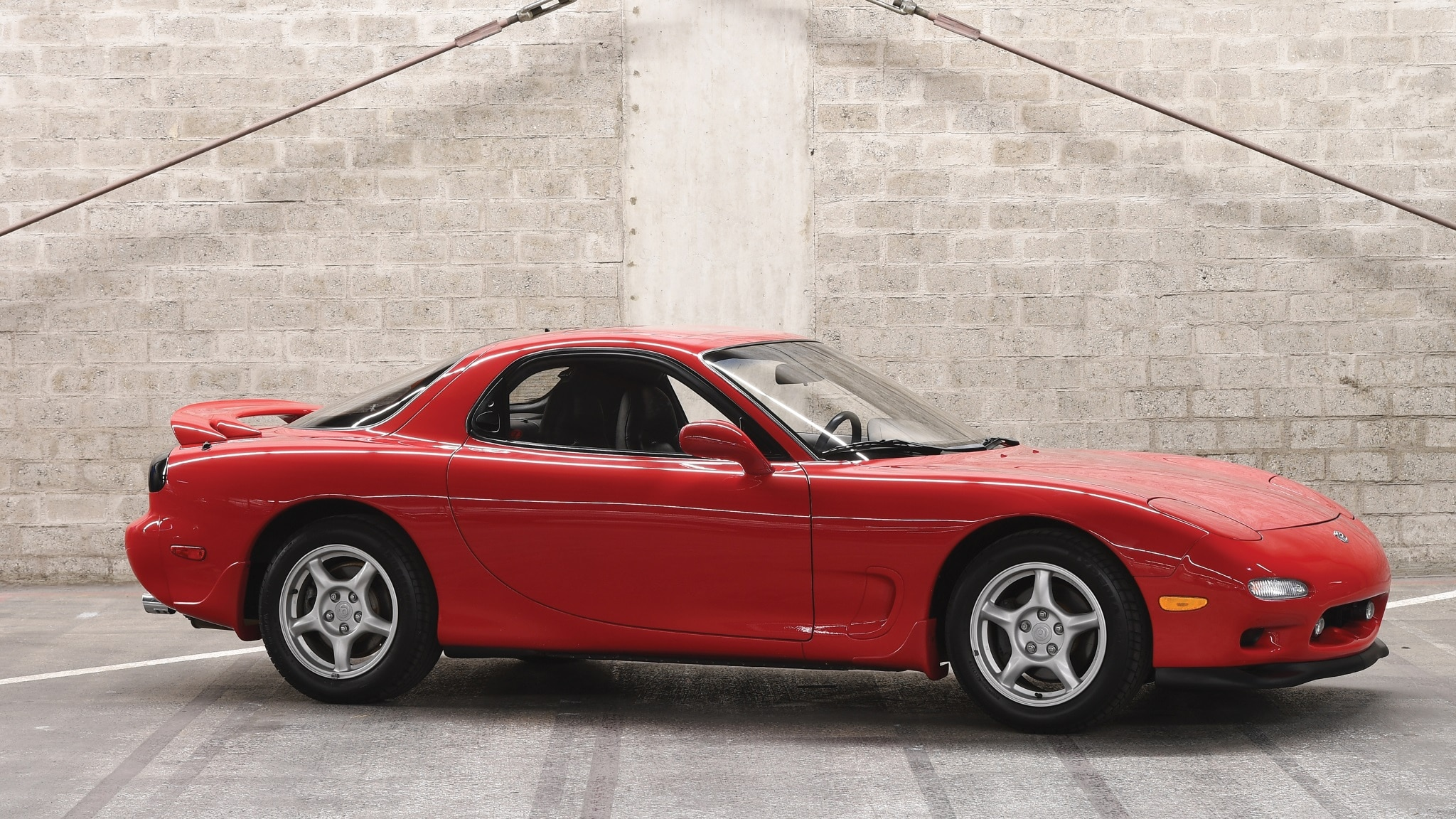 1993 Mazda RX 7 Front Three Quarter