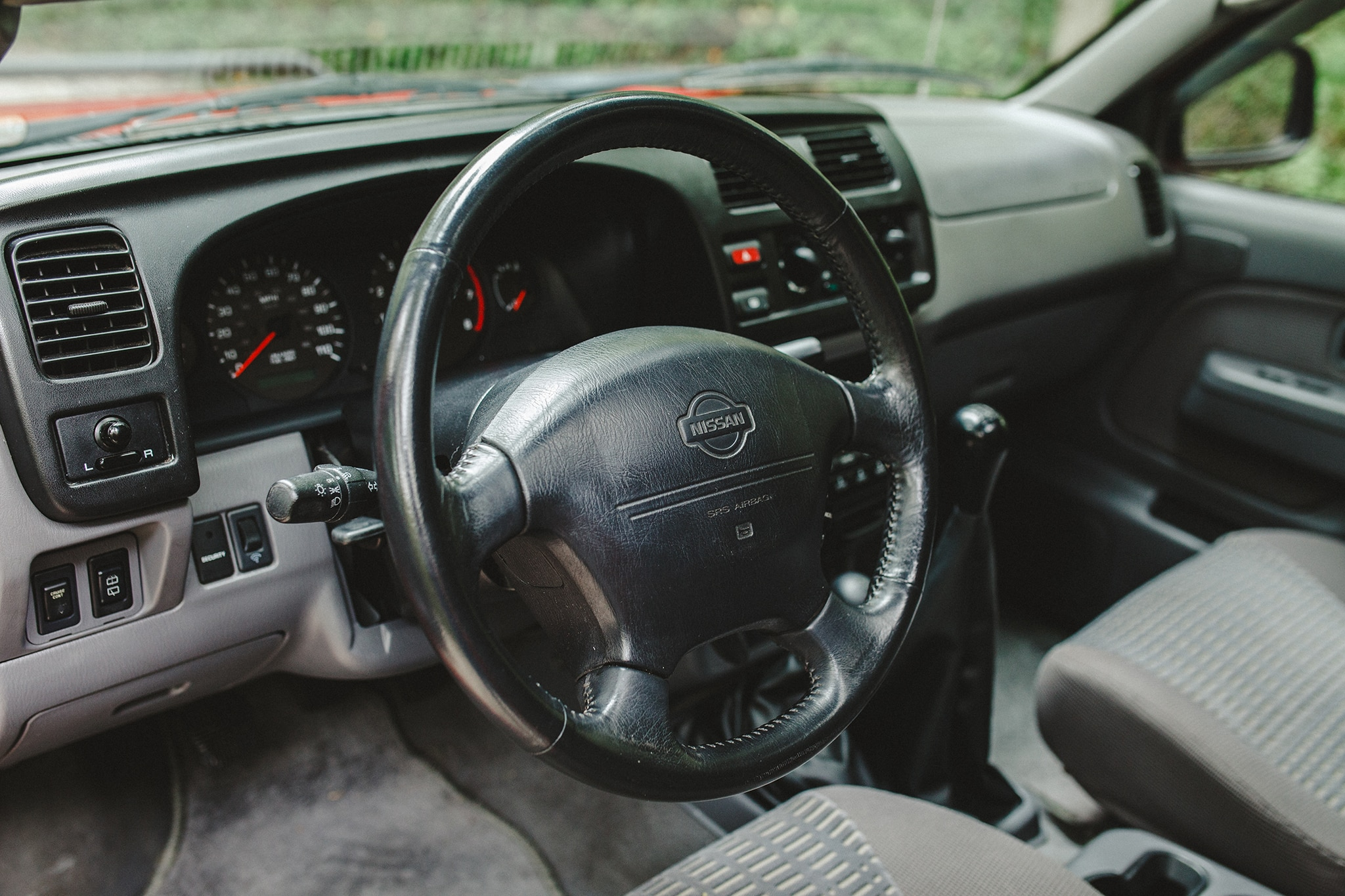 2000 nissan frontier manual transmission