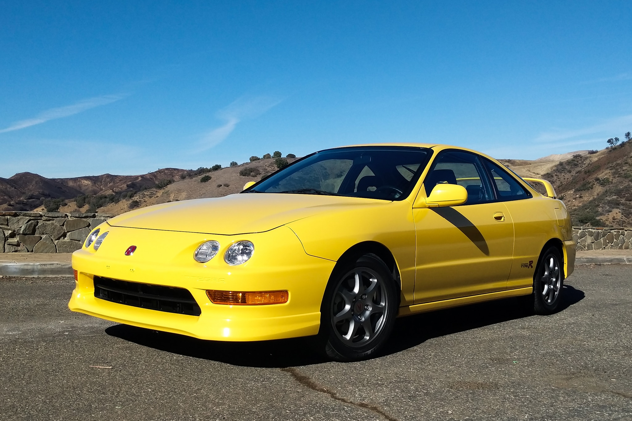 Acura Type R >> Modern Review The Acura Integra Type R Still Amazes Automobile