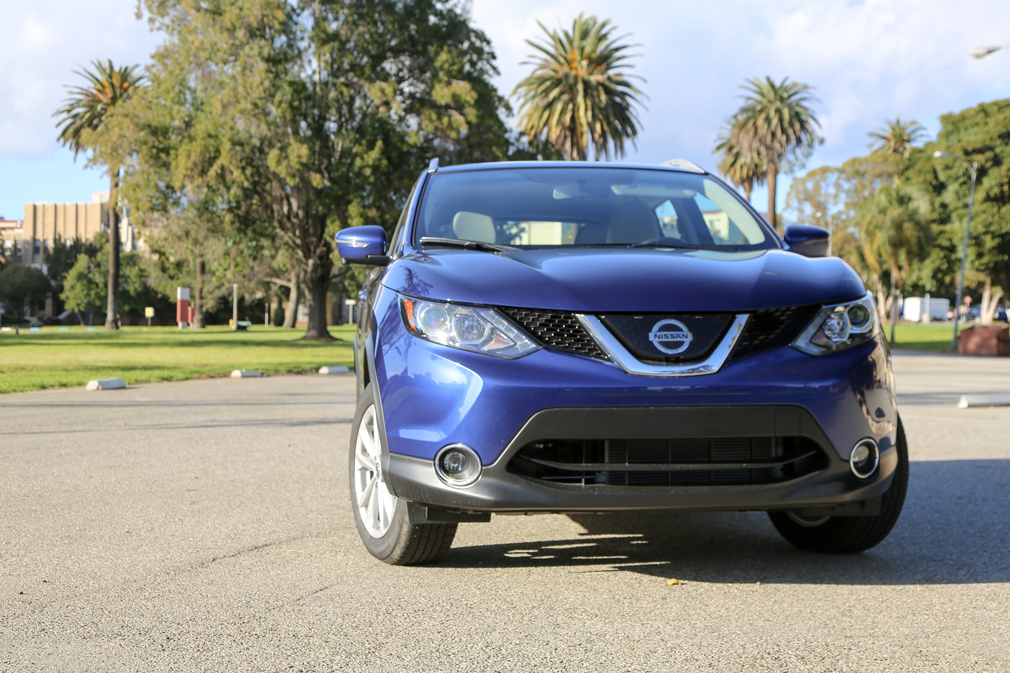 2018 5 Nissan Rogue Sport Review: It'll Get You There | Automobile