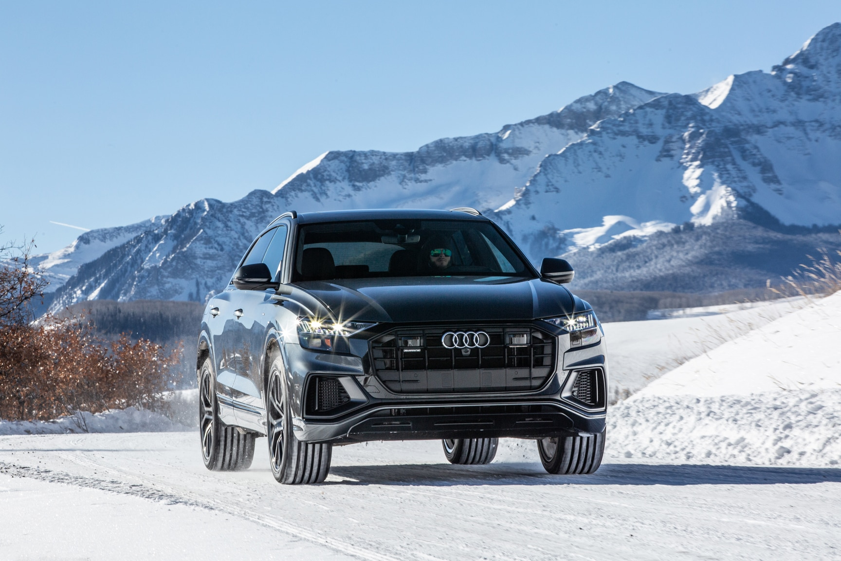 2019 Audi Q8 Review: You Don't Need To Drive It To Get It