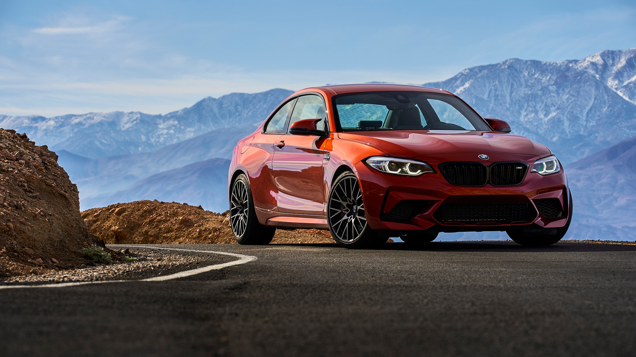 The BMW M2 Competition Is A 2019 Automobile All-Star