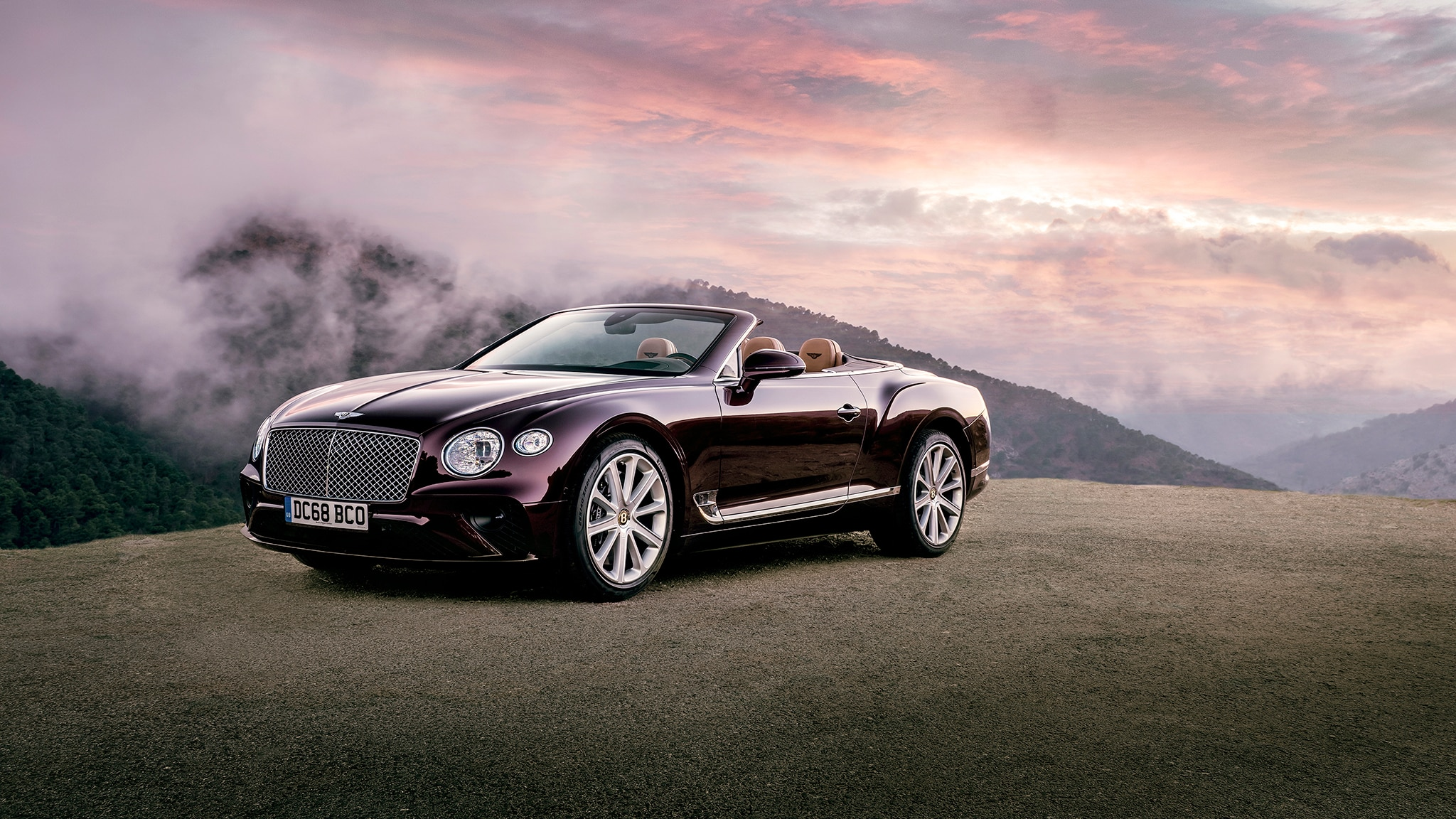 2020 Bentley Continental Gt Convertible First Drive It S Truly