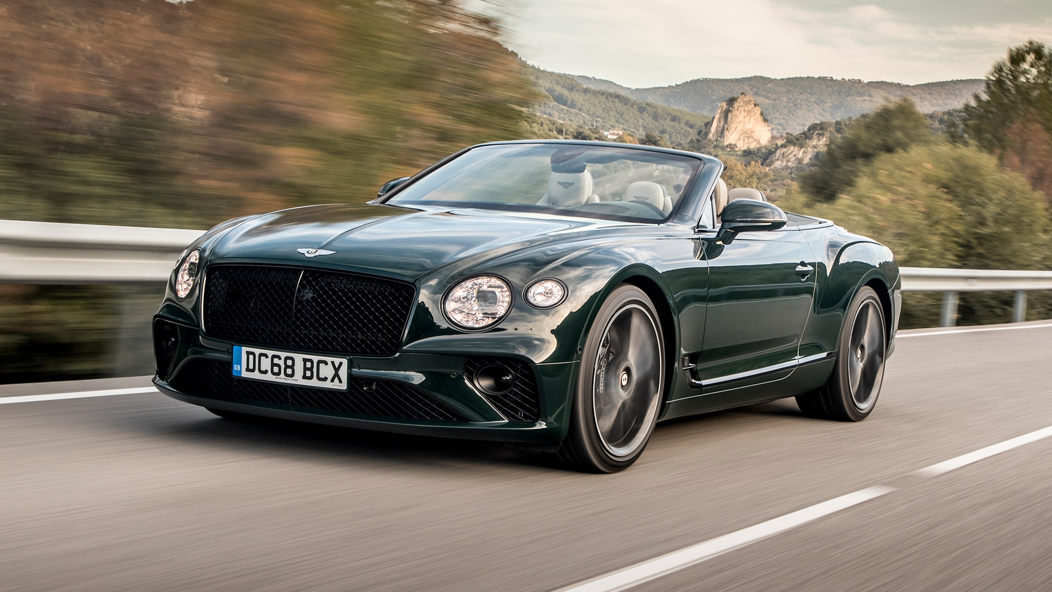 2020 Bentley Continental GT Convertible First Drive: It's