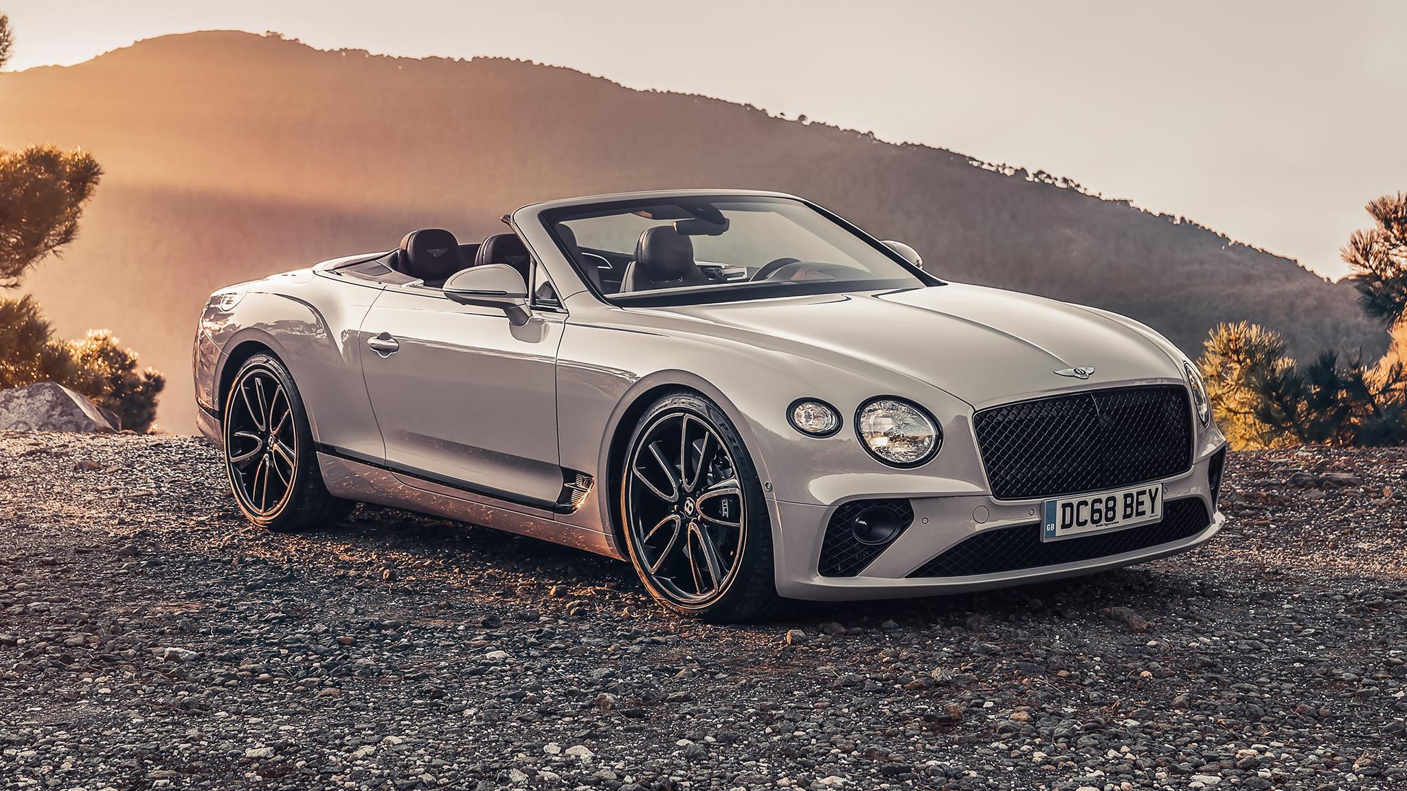 2020 Bentley Continental GT Convertible
