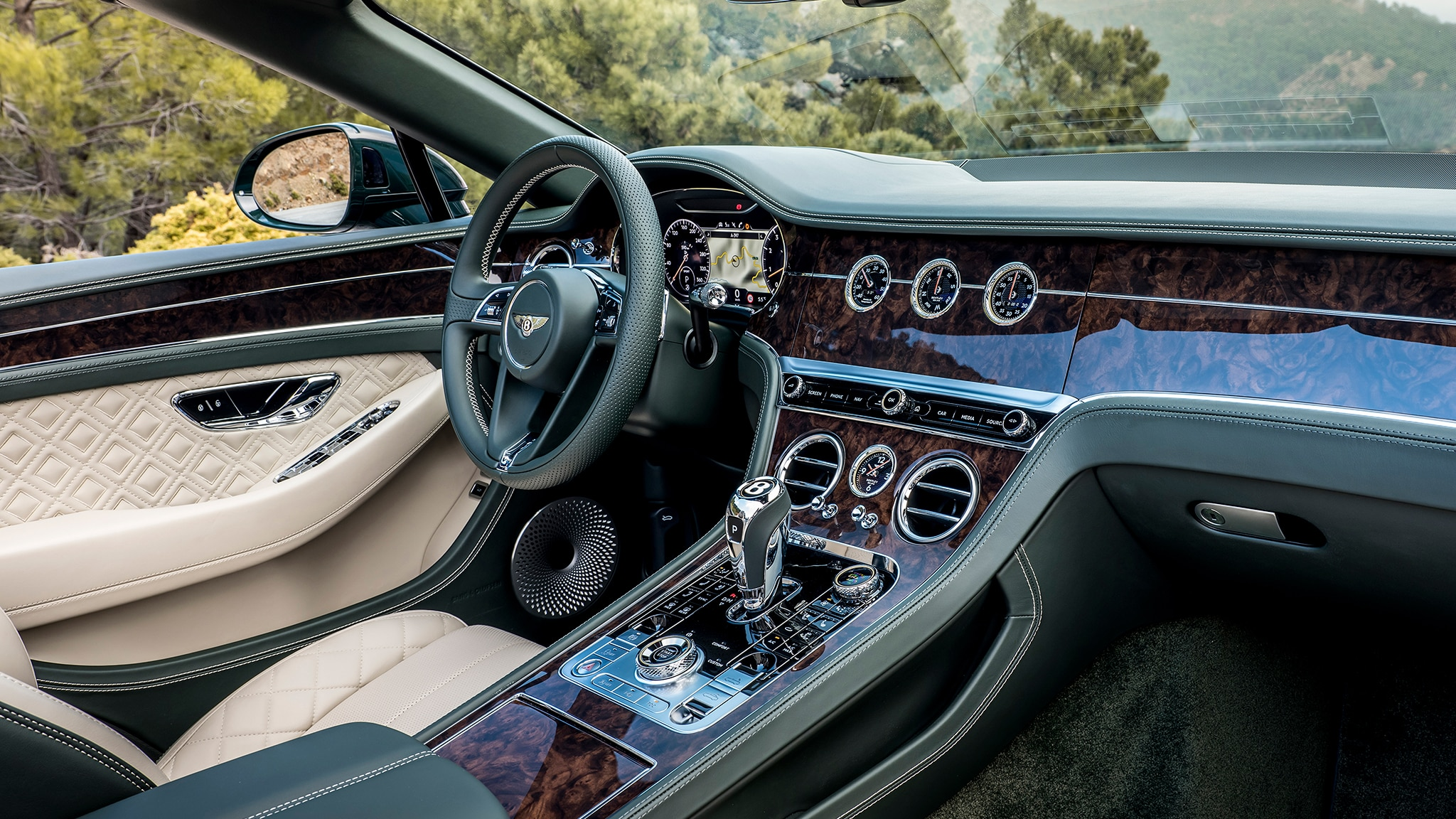 2020 Bentley Continental GT V8 First Drive: The One We'd