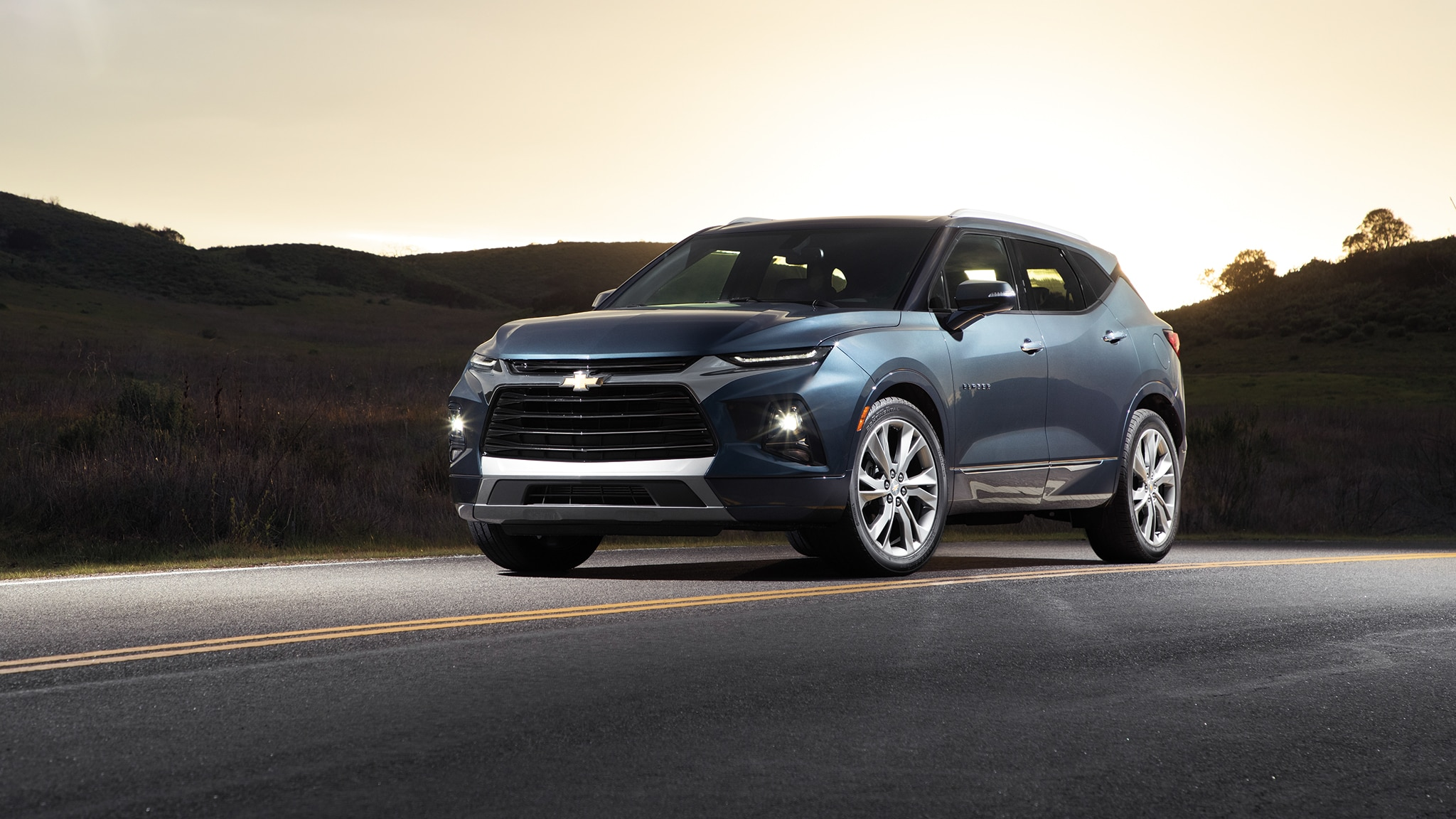 2019 Chevrolet Blazer First Drive Review: The Optimist's ...