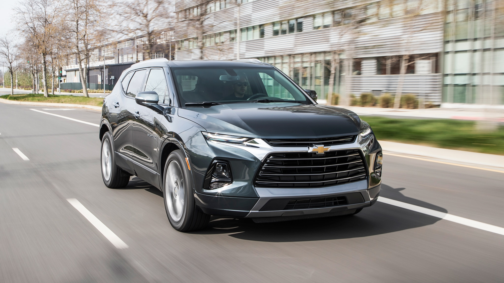 2019 Chevrolet Blazer First Drive Review: The Optimist's