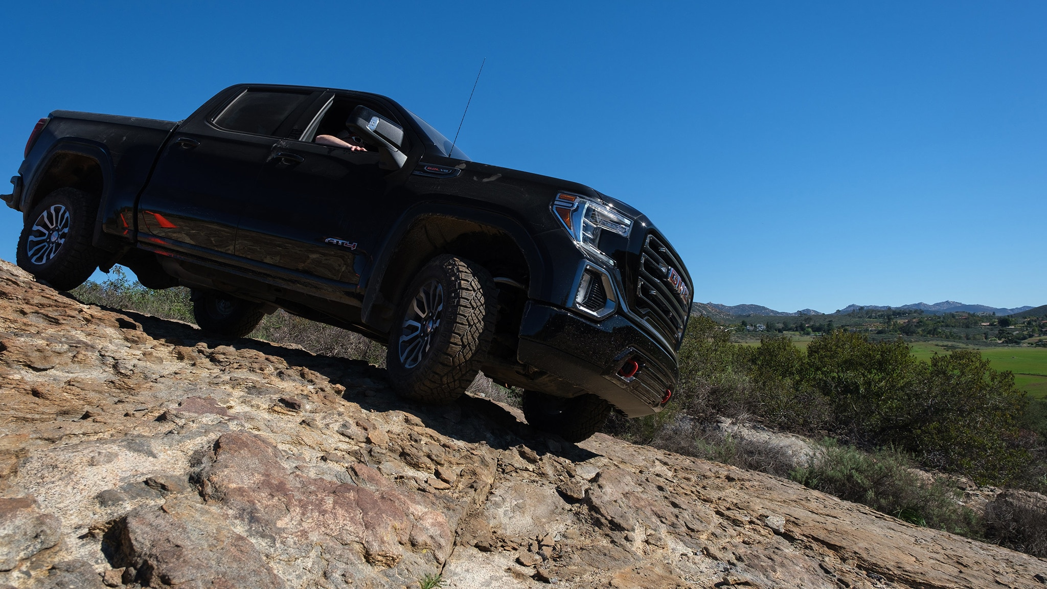 2019 GMC Sierra 1500 AT4 First Drive Review: The Best Sierra
