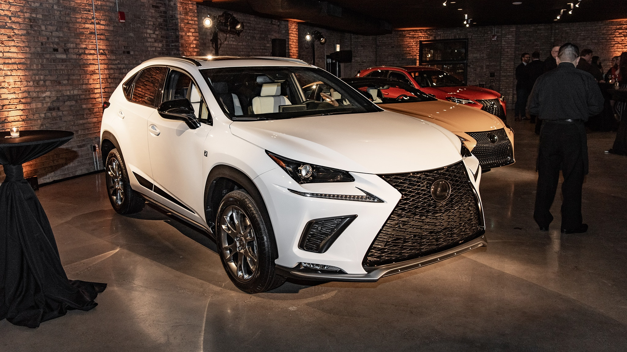 2019 Lexus NX SE Black Line Edition 03 1