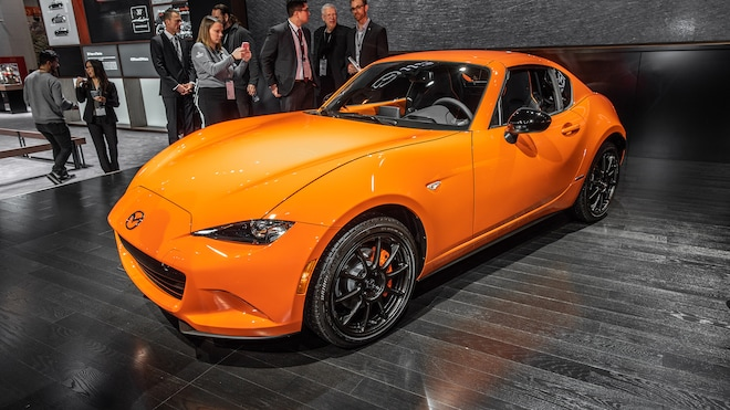 2019 Mazda MX 5 Miata 30th Anniversary 14