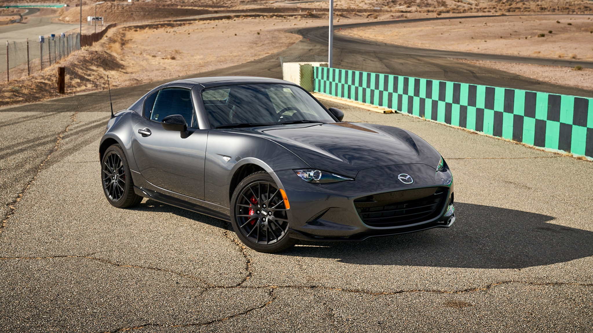 the 2019 mazda mx 5 miata has a little more mean to go. Black Bedroom Furniture Sets. Home Design Ideas