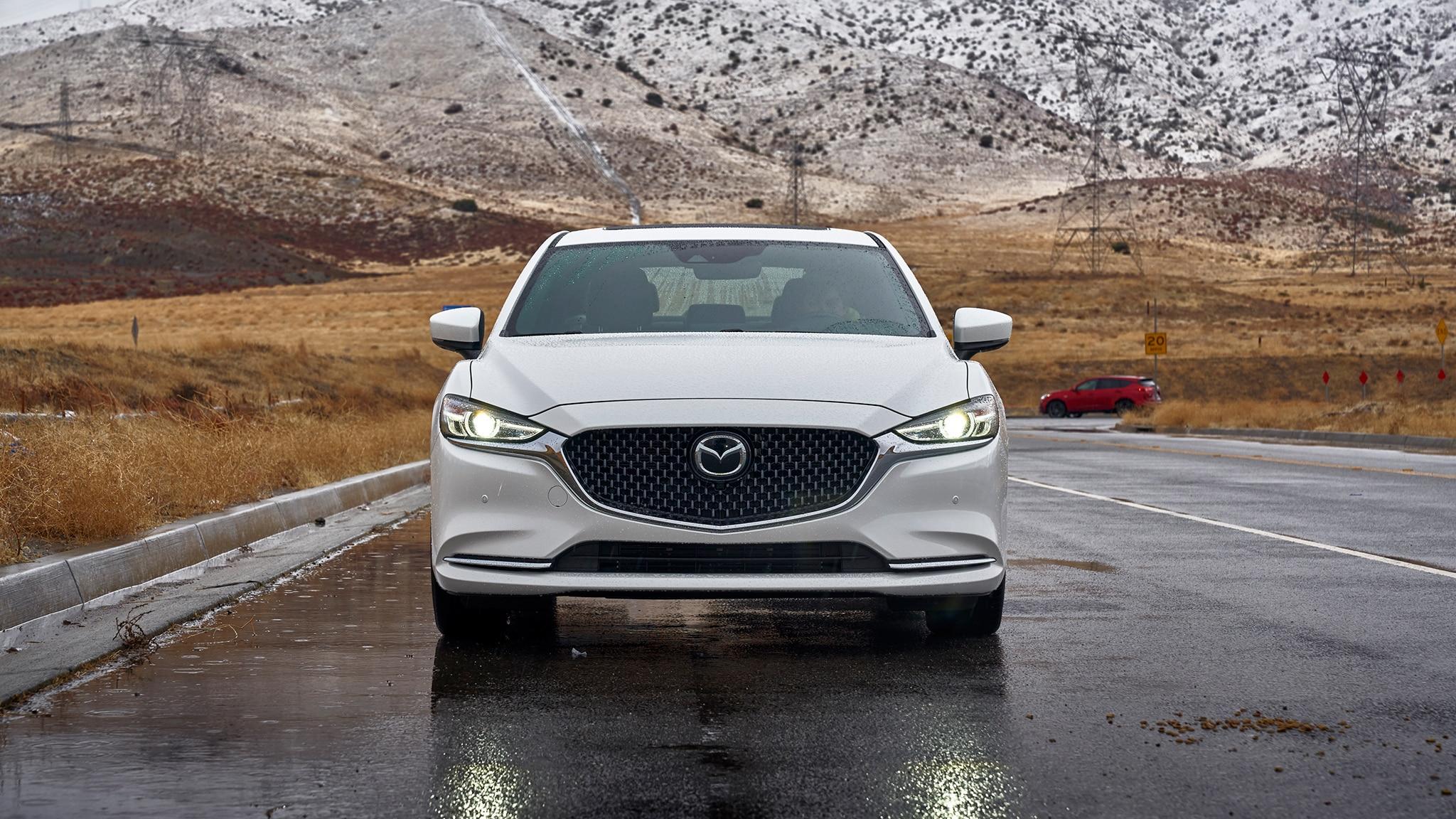 2019 Mazda 6 Turbo Signature: Power and Premiumness