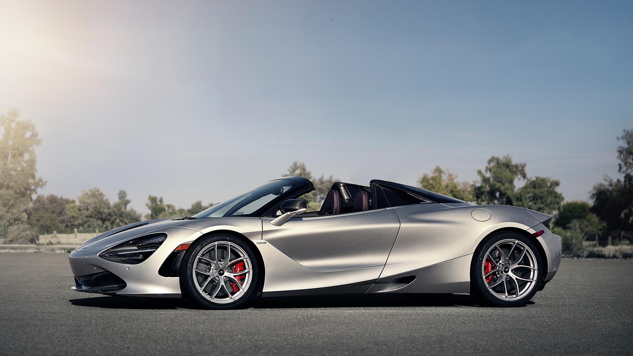 2019 McLaren 720S Spider First Drive Review: All-Around