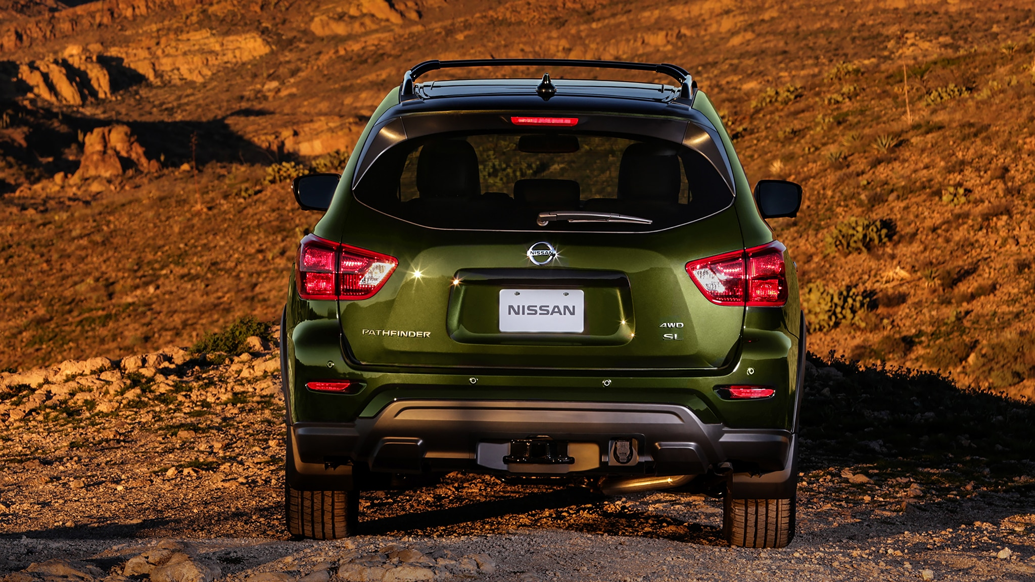 The Nissan Pathfinder Can Be Kind of Tough-Looking ...