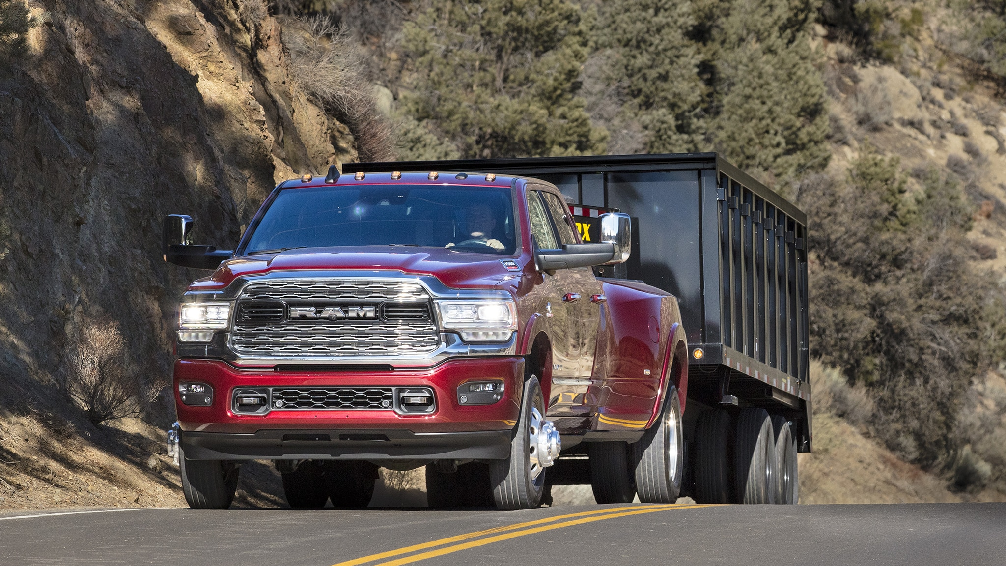 2019 Ram 2500 3500 First Drive Review Great Numbers Great