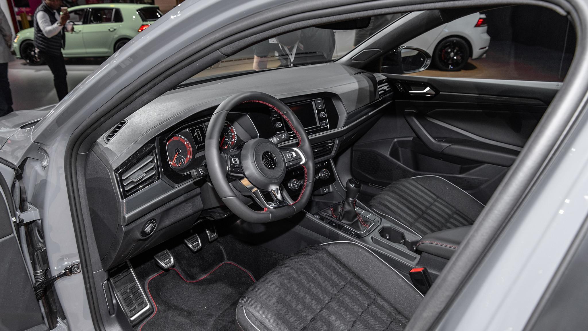 2019 VW Jetta GLI Photos and Specs: Following the GTI Template | Automobile Magazine