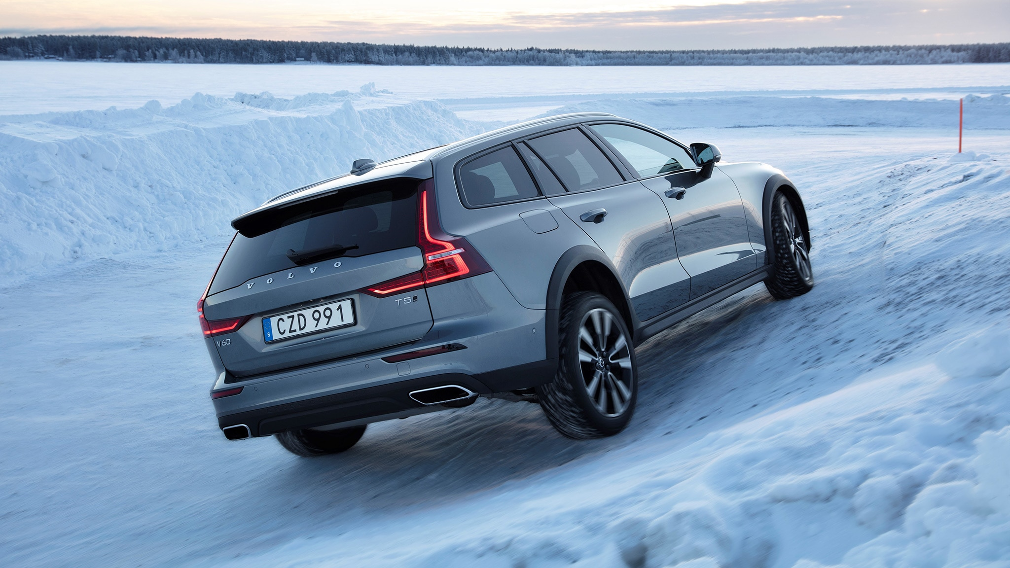 2020 volvo v60 cross country first drive review  it satisfies