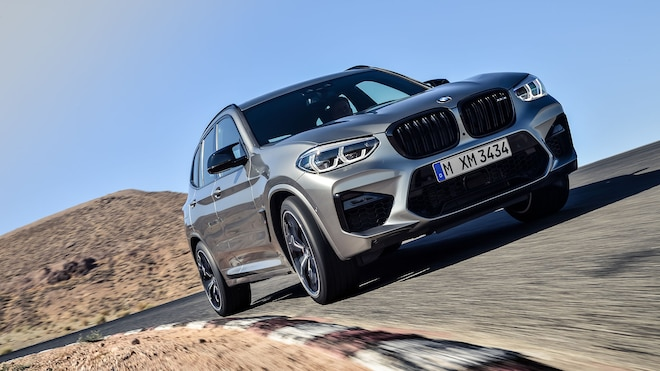2020 BMW X3 M/X4 M Arrive Packing the Next M3's Engine