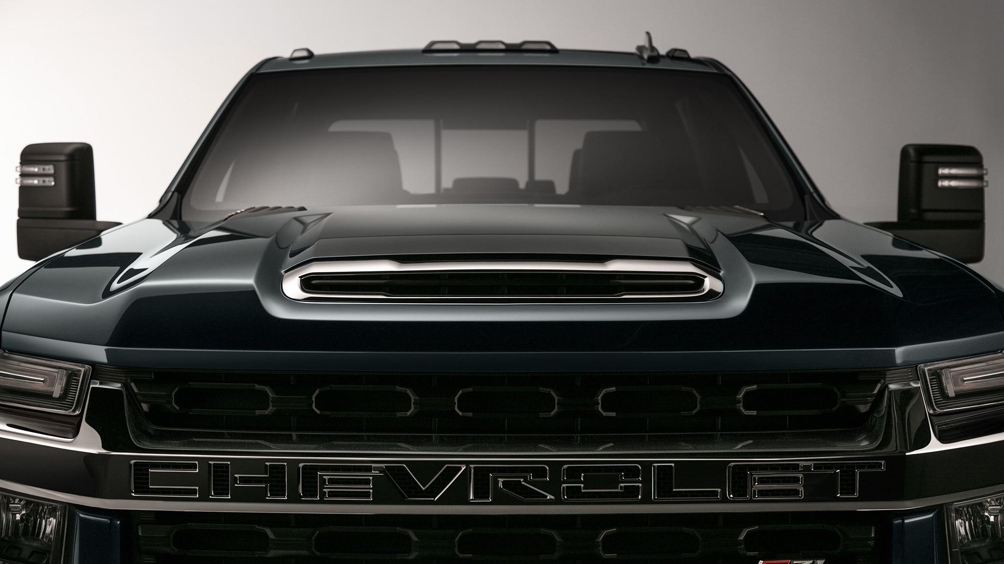 2020 Chevrolet Silverado HD Debuts: Big-Time Max Towing