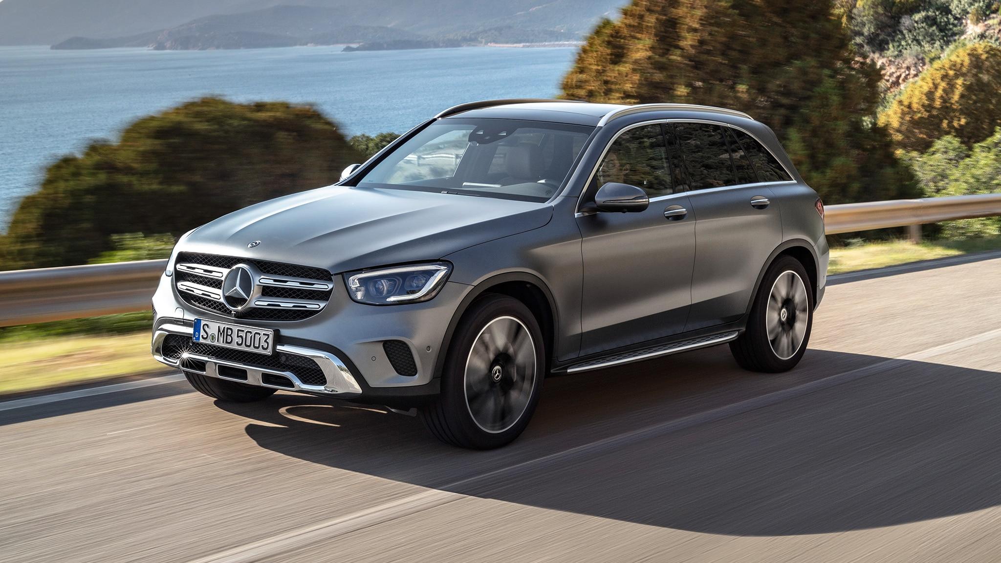 2020 Mercedes-Benz GLC-class Refresh Brings MBUX Digital Assistant   Automobile Magazine