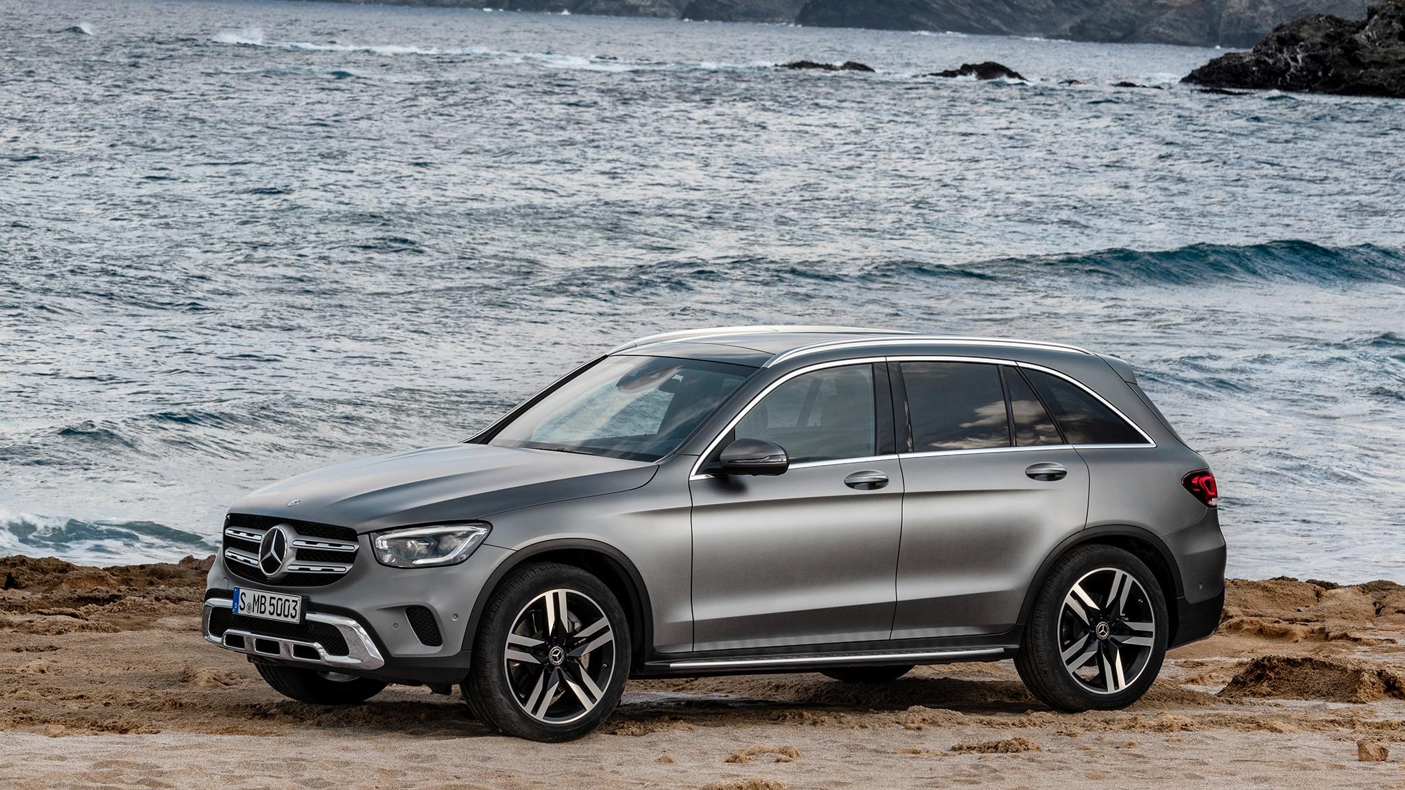2020 Mercedes-Benz GLC-class Refresh Brings MBUX Digital ...