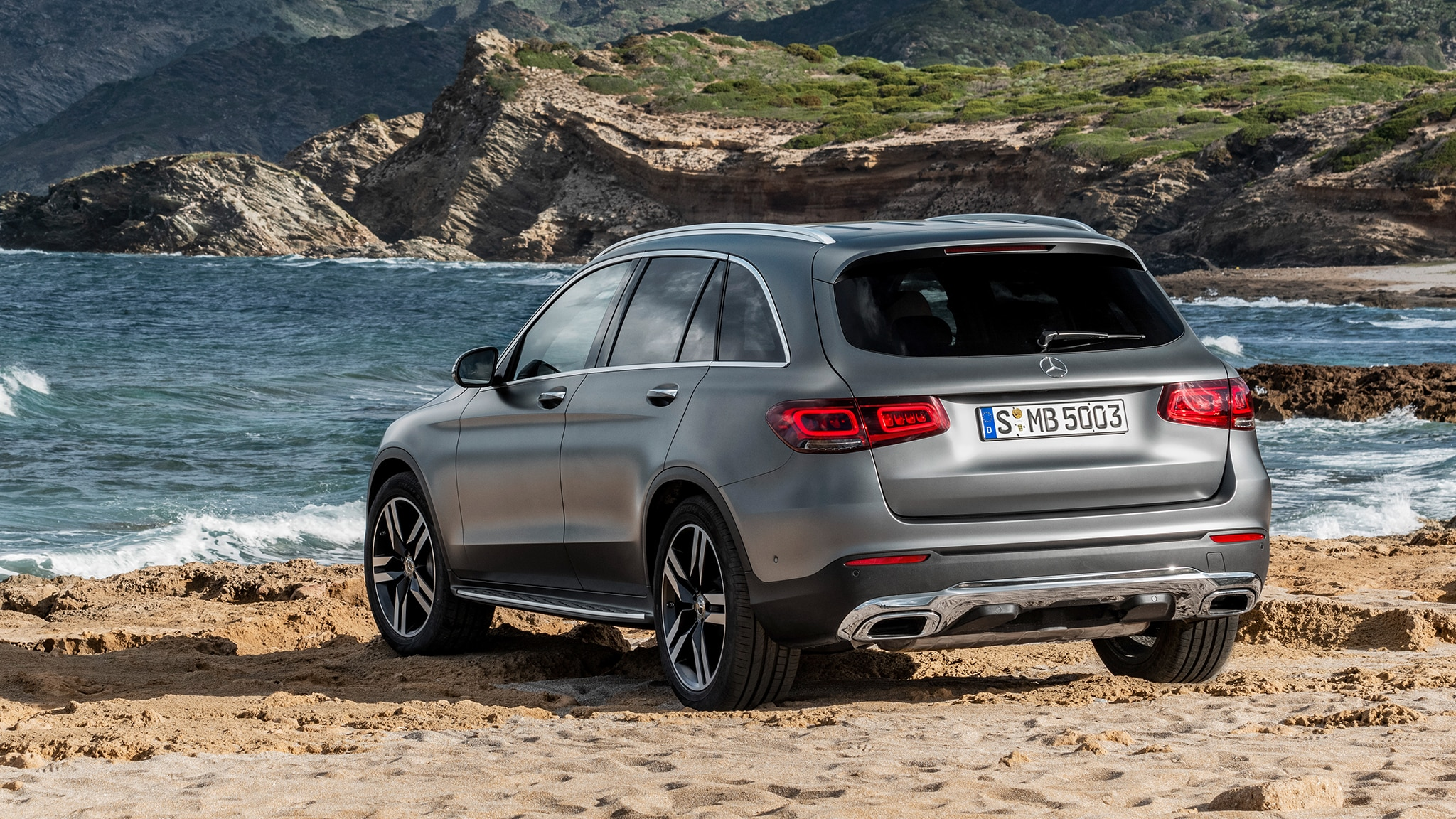 2020 Mercedes – Benz GLC Full Review >> 2020 Mercedes Benz Glc Class Refresh Brings Mbux Digital