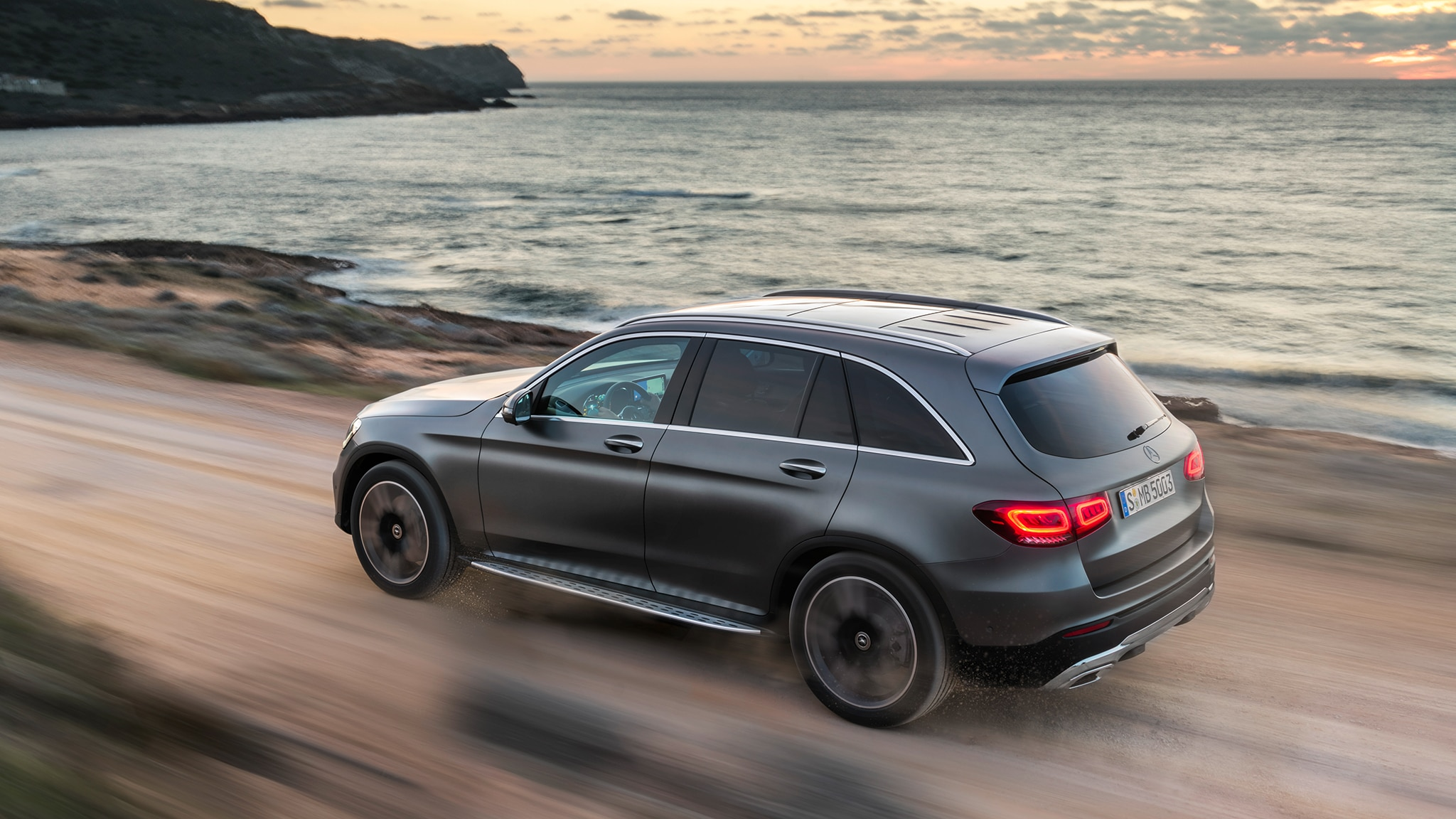 2020 Mercedes-Benz GLC-class Refresh Brings MBUX Digital