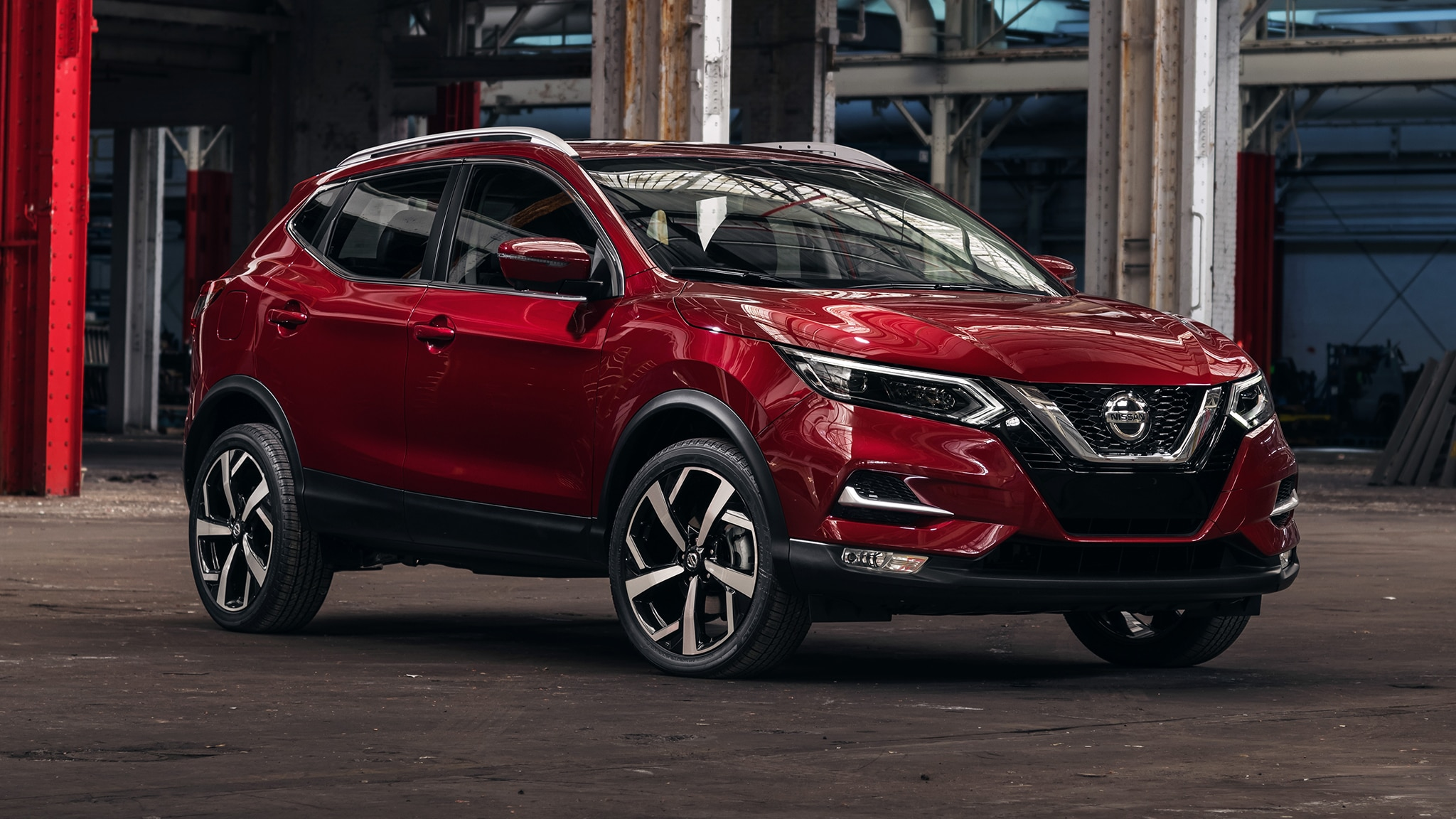 2020 Nissan Rogue Sport Photos and Info: The Small SUV ...