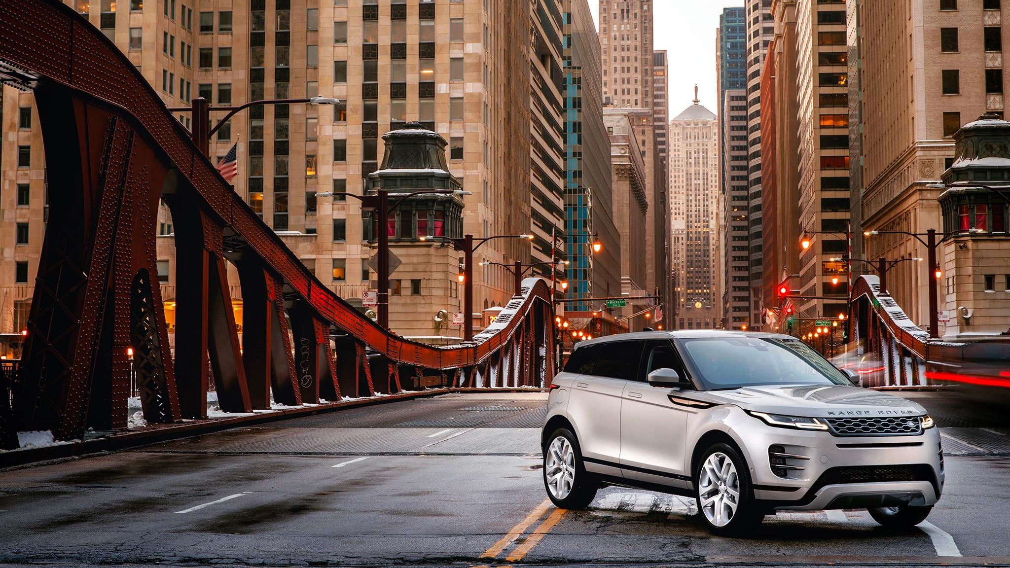 2020 Range Rover Evoque: U.S. Prices Announced