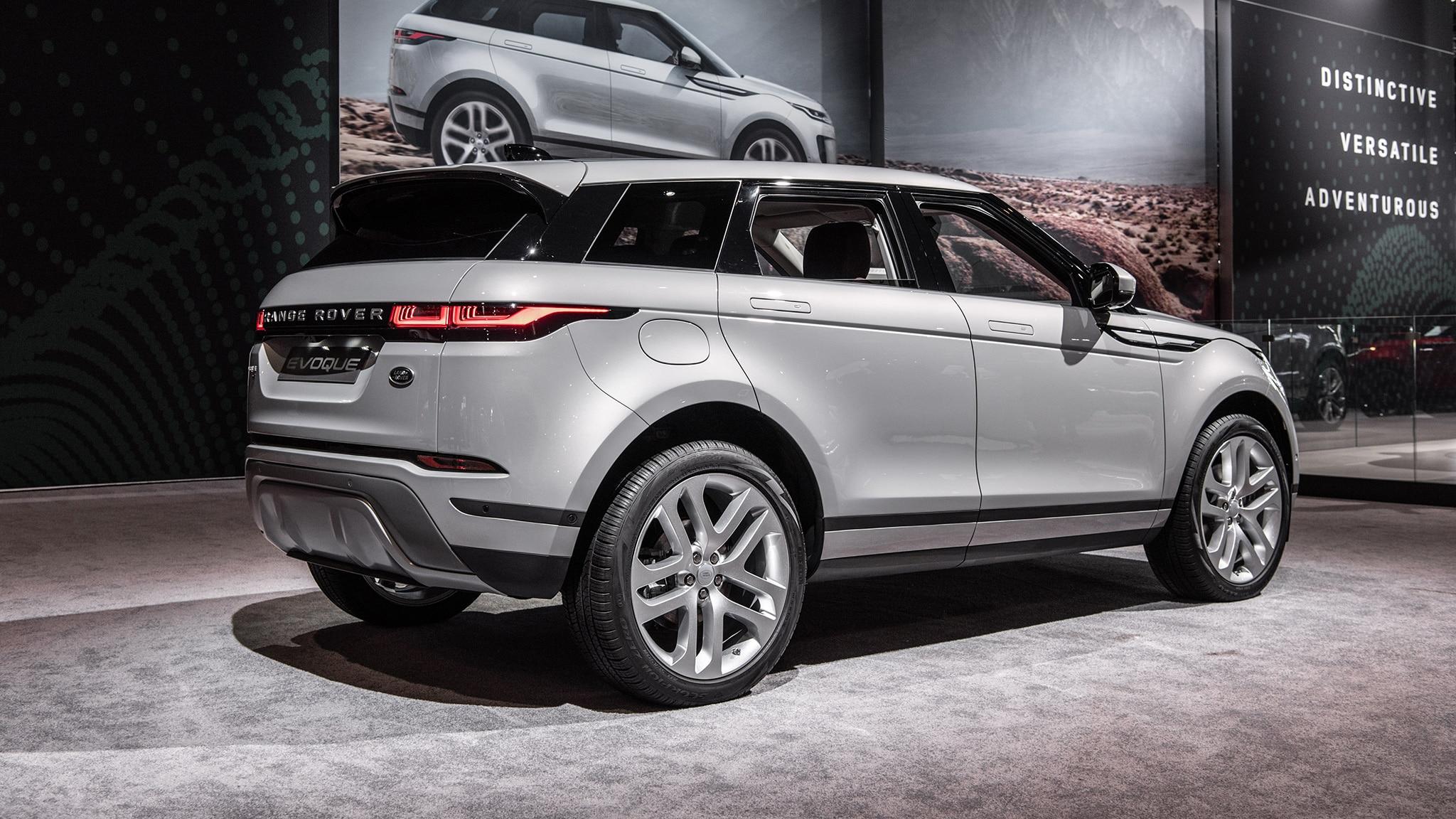 2020 range rover evoque u s prices announced automobile magazine rh automobilemag com