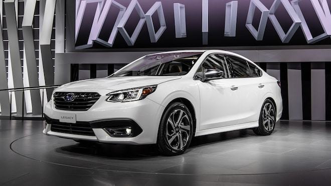 2020 Subaru Legacy Photos And Info New Platform And New Xt Trims