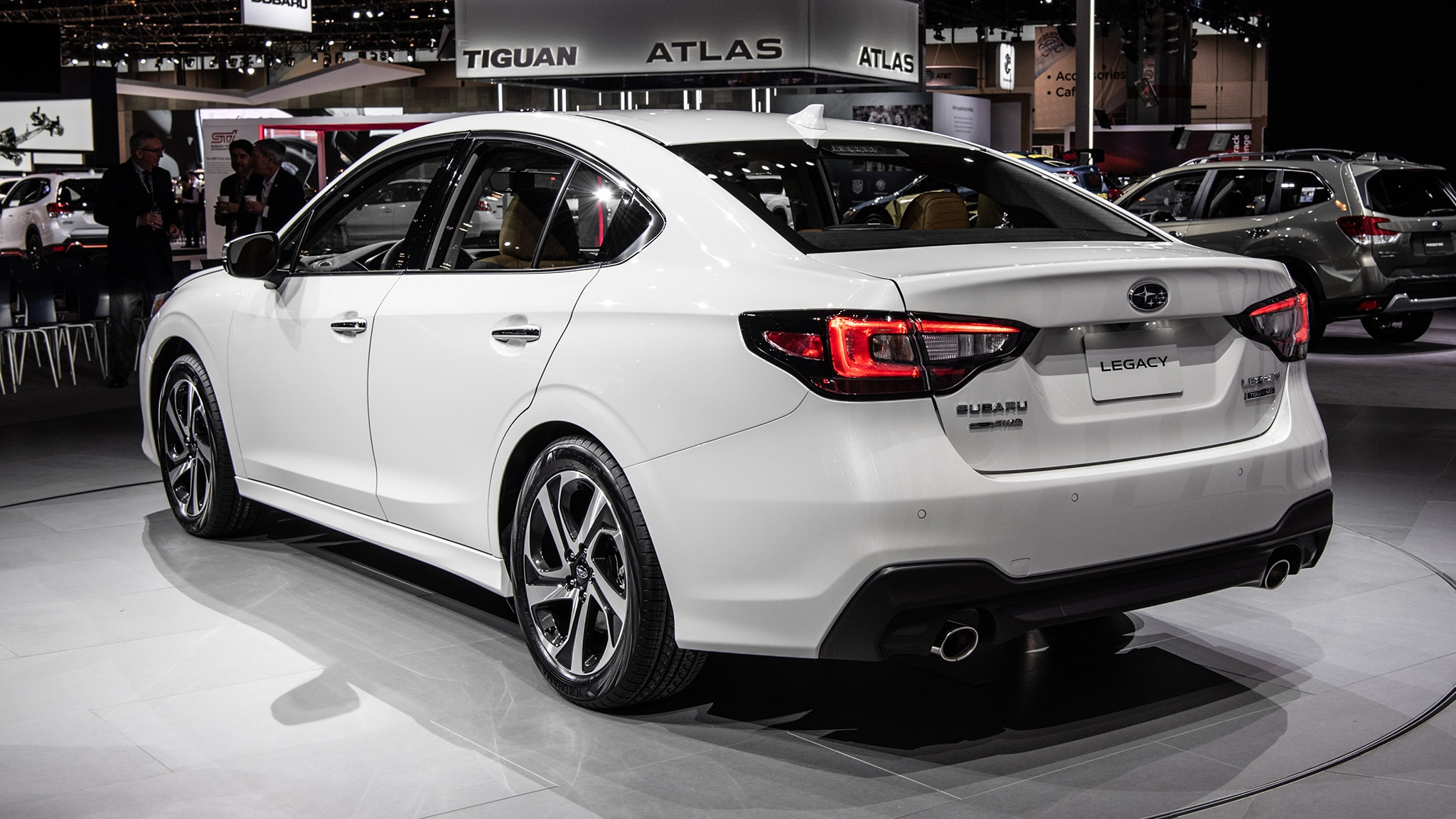 2020 Subaru Legacy Photos And Info New Platform And New Xt
