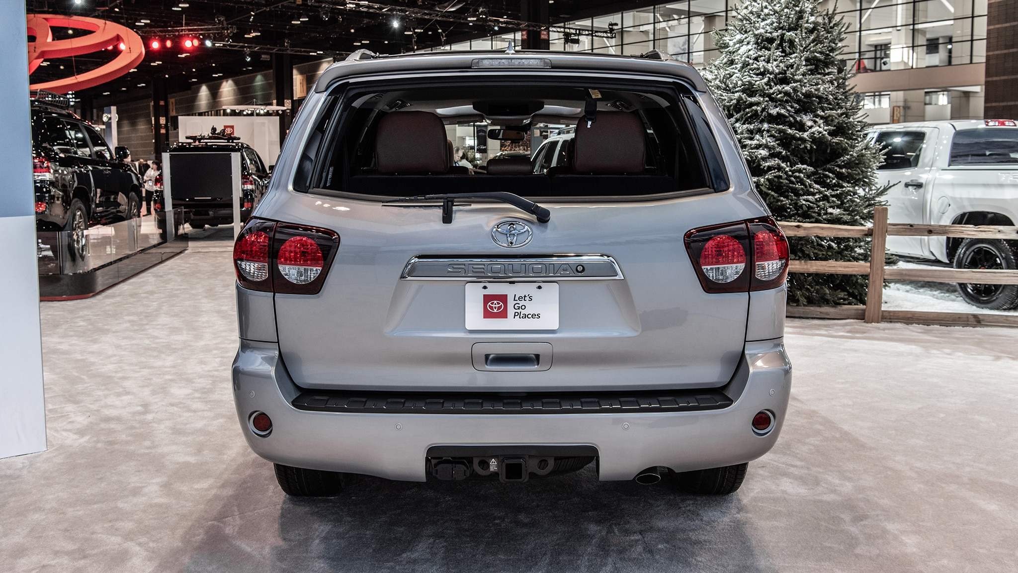 2020 Toyota Sequoia Review, Interior, TRD Pro >> 2019 Toyota Sequoia Trd Sport Review Dated Night