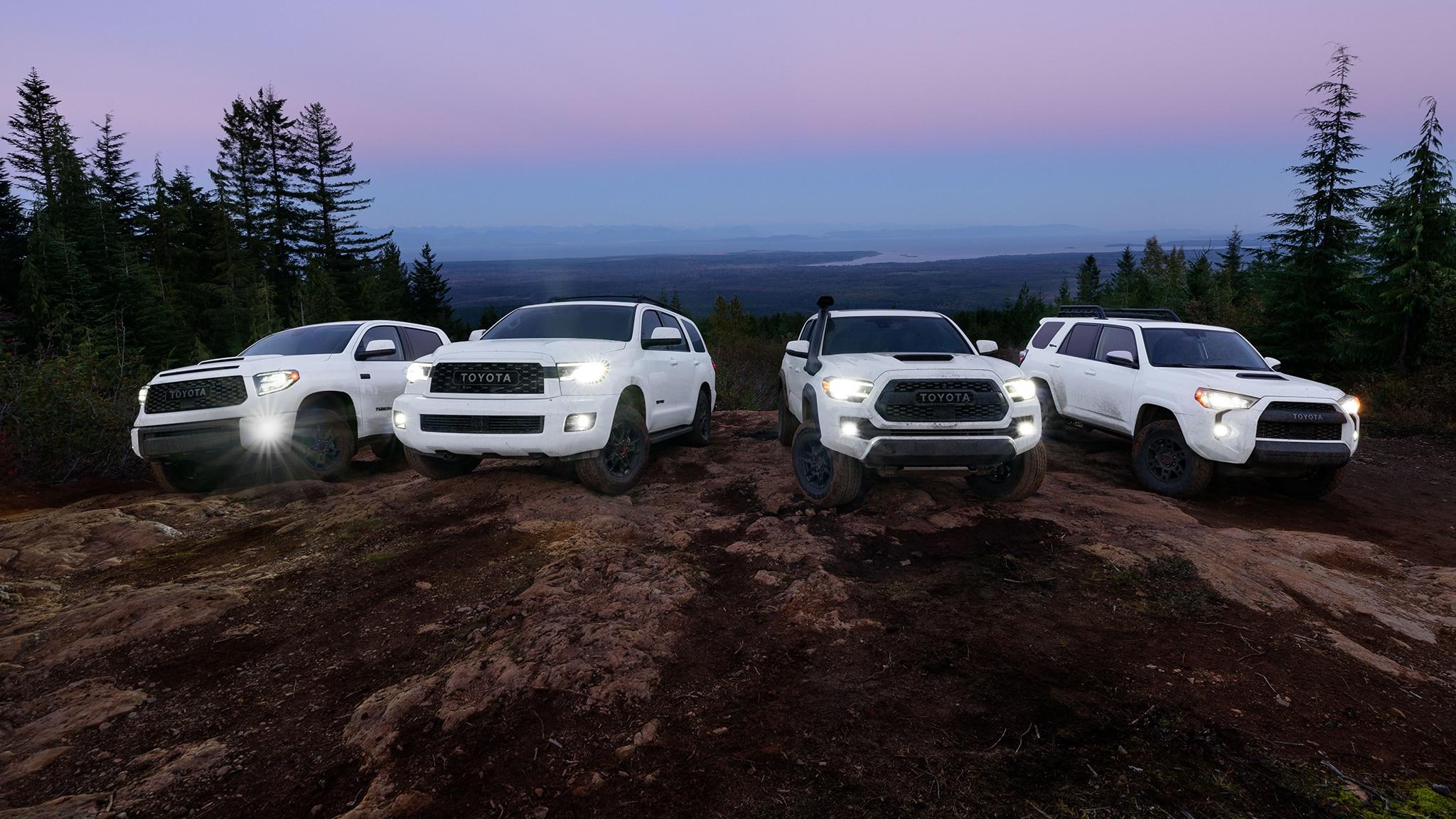 2020 Toyota Sequoia TRD Pro Unveiled, Other TRD Pros ...