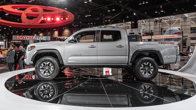 2020 Toyota Tacoma Photos And Info Updated Looks And More
