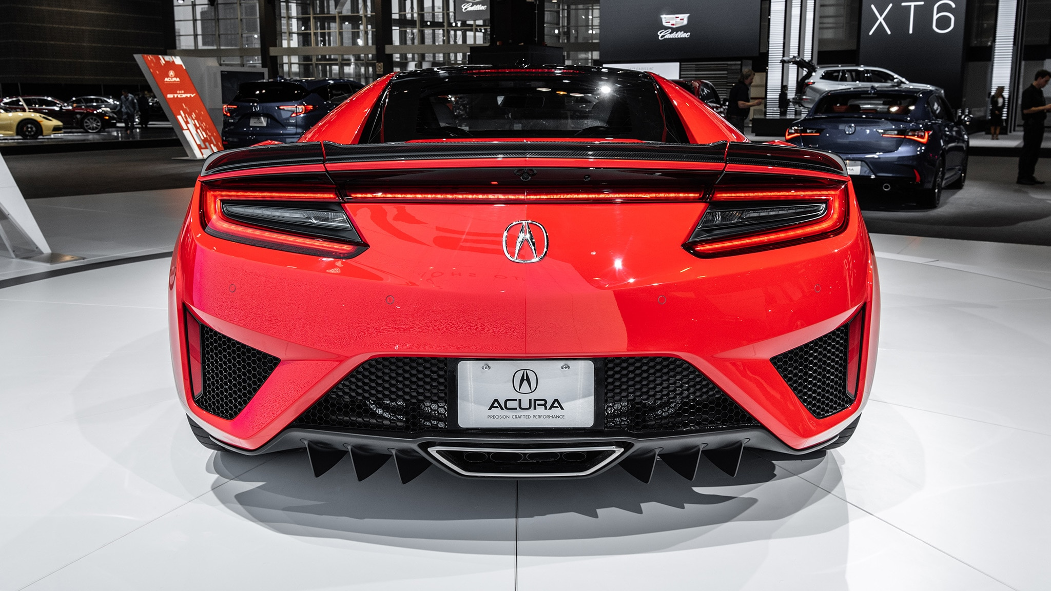 Game-Changer: A Look Back at 30 Years of the Acura NSX ...