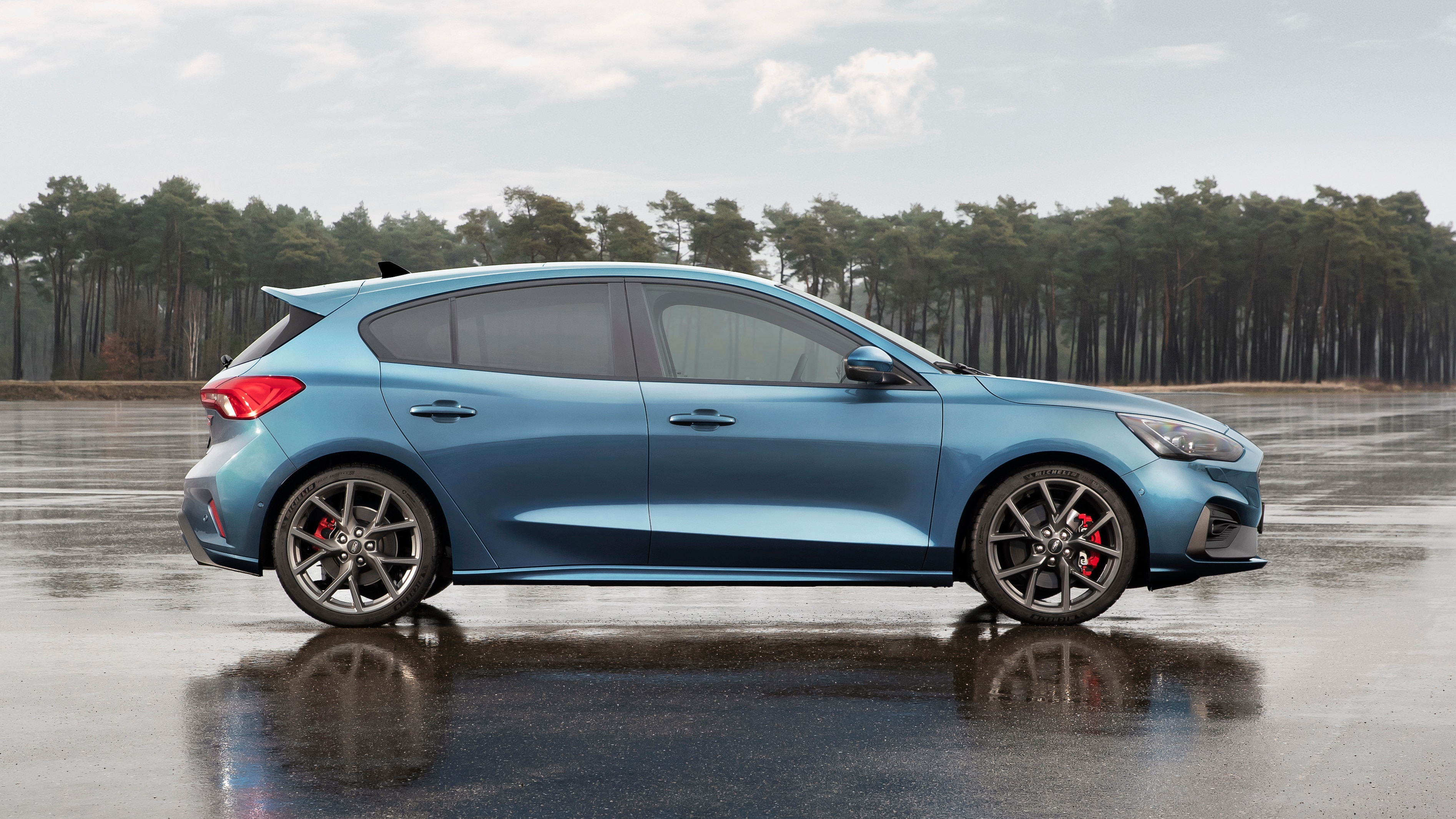 2019 Ford Focus St 276 Hp Sweet Looks Europe Only Automobile