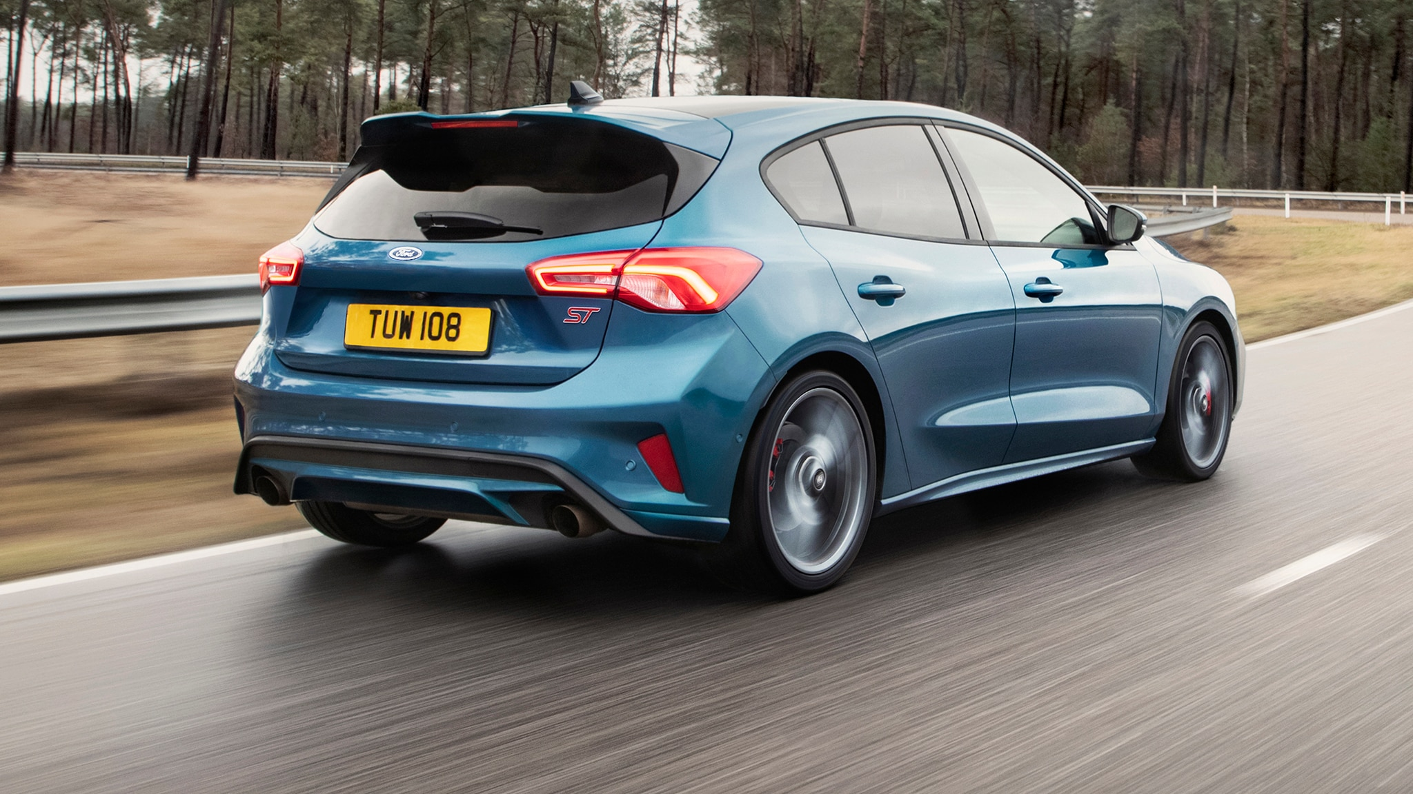 2019 Ford Focus St 276 Hp Sweet Looks Europe Only