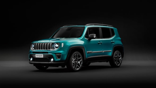 Jeep Renegade Limited 01