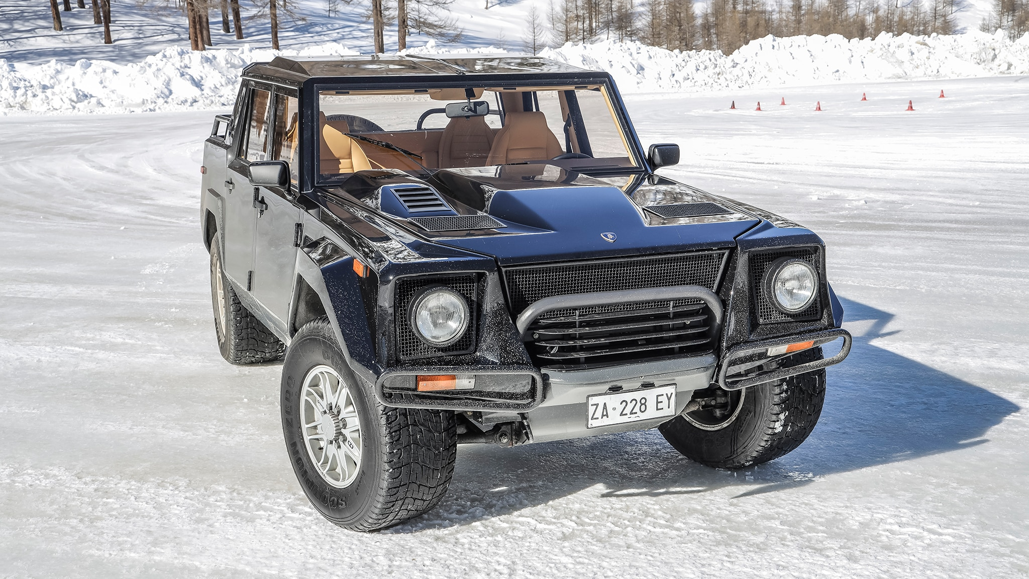 Why The Lamborghini Lm002 Suv Might Be The Most Insane 80s Car