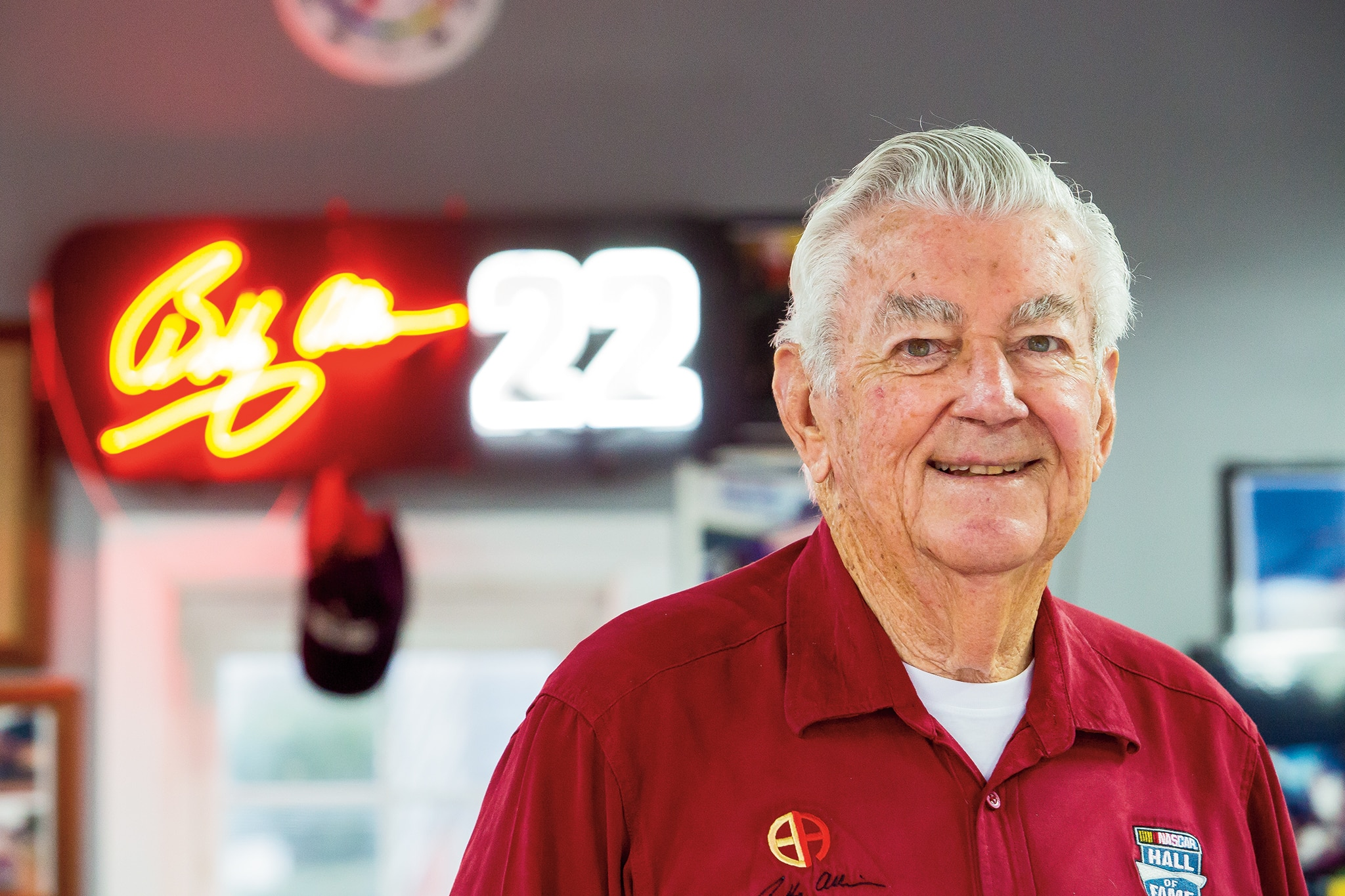 NASCAR Legend Bobby Allison 06