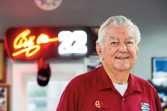 NASCAR Legend Bobby Allison 06