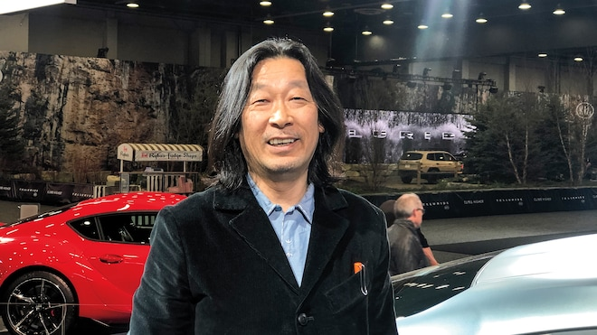 Nobuo Nakamura