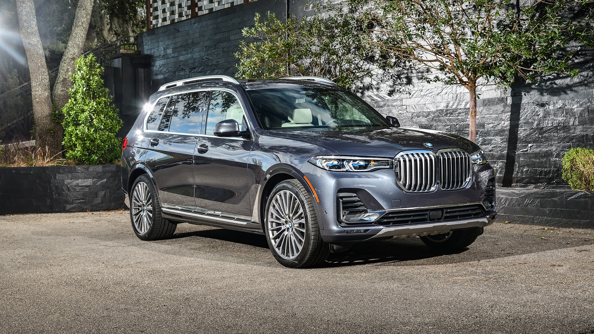 2019 BMW X7 First Drive: The 7 Series of Luxury SUVs ...