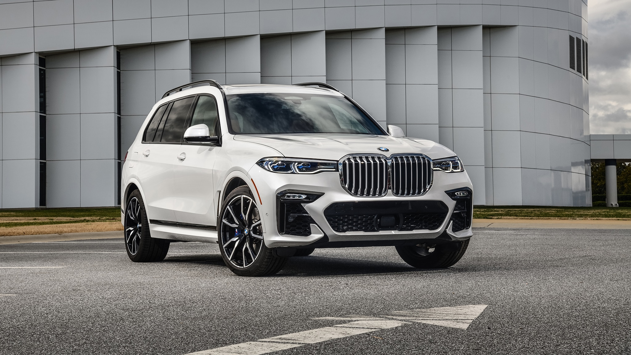 2019 Bmw X7 First Drive The 7 Series Of Luxury Suvs
