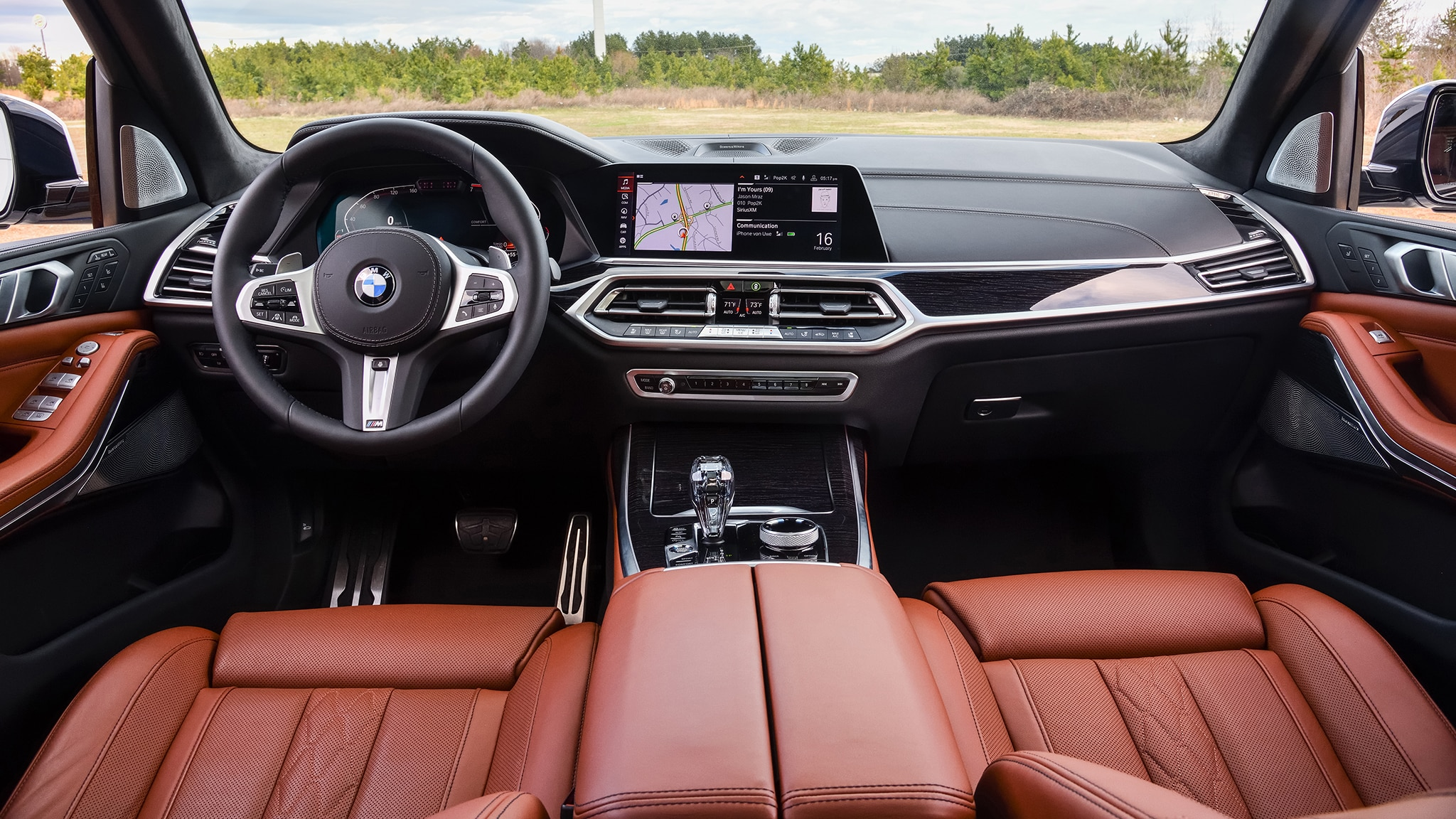 2019 Bmw X7 First Drive The 7 Series Of Luxury Suvs Automobile