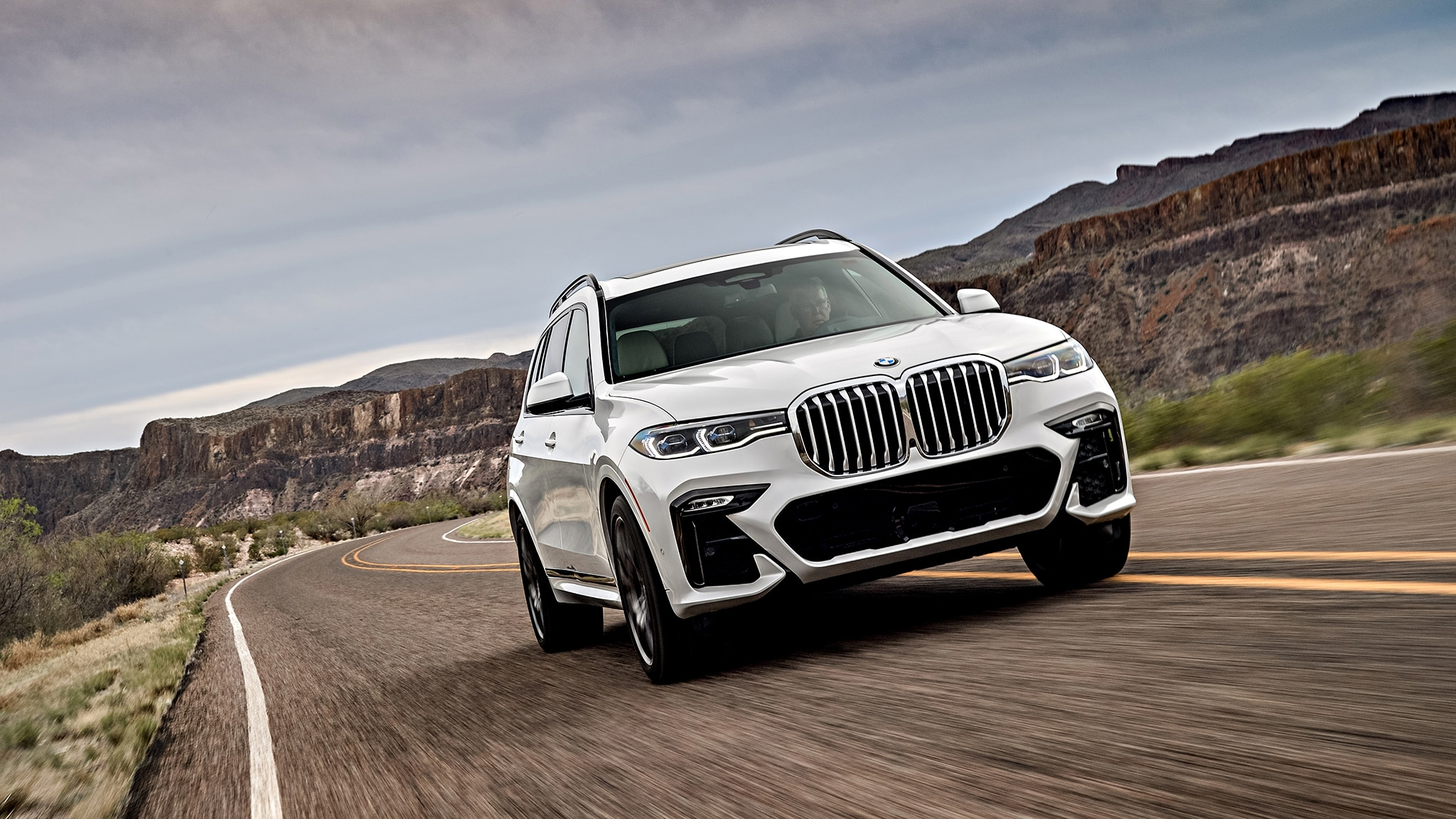 2019 BMW X7 First Drive: The 7 Series Of Luxury SUVs