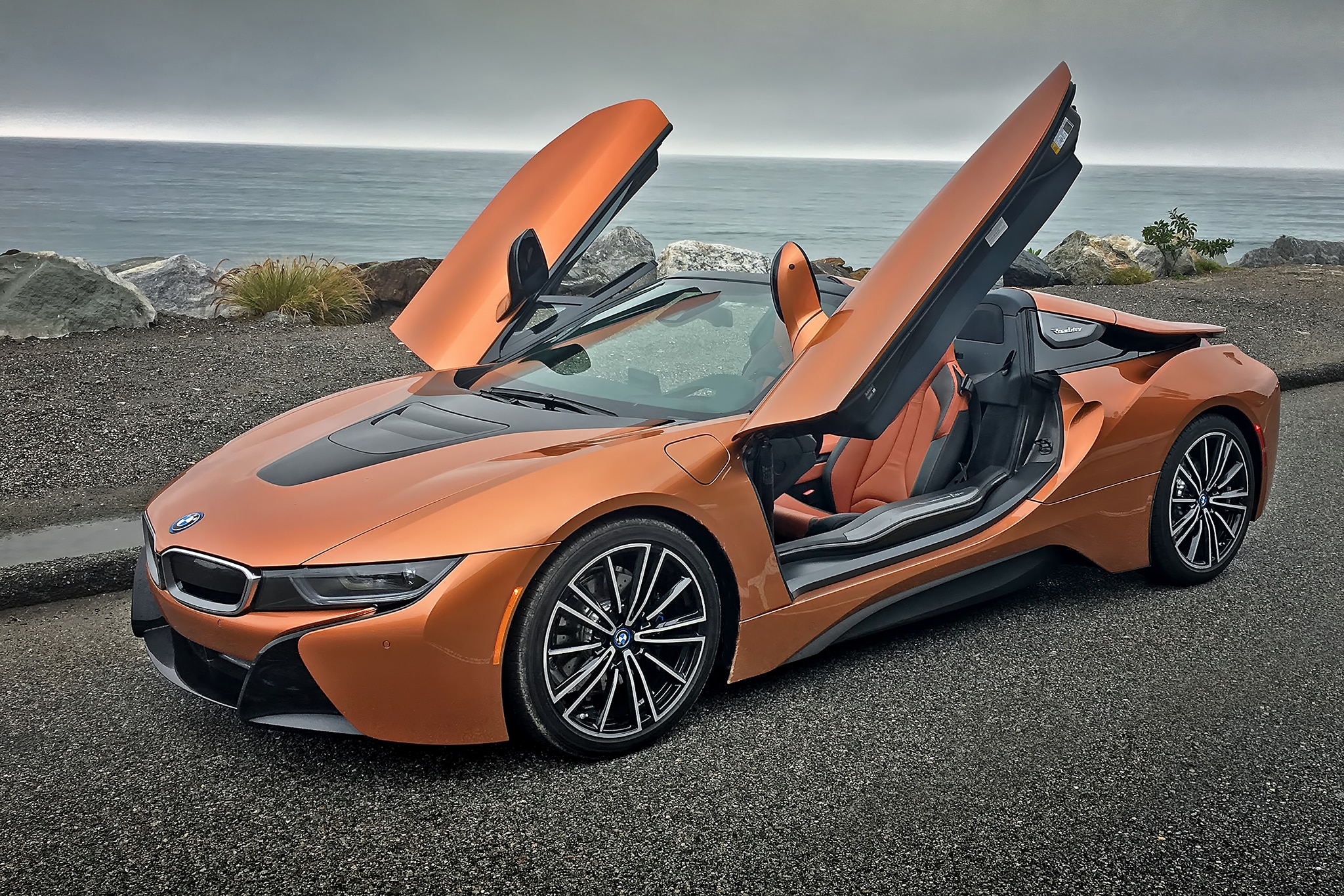 2019 BMW i8 Roadster Review: Impressively Distinctive