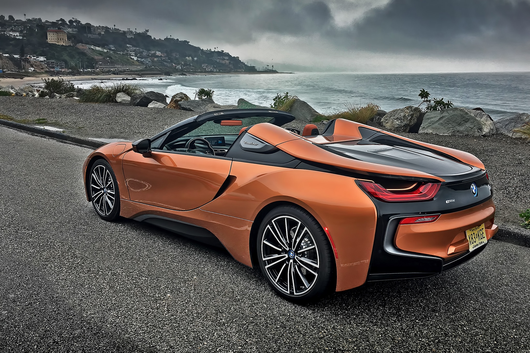 2019 bmw i8 roadster review  impressively distinctive